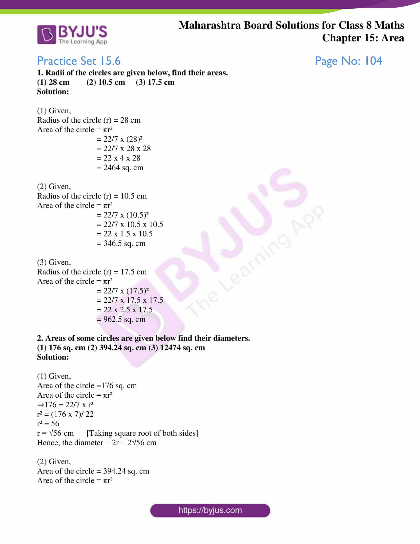 msbshse sol for class 8 maths chapter 15 11