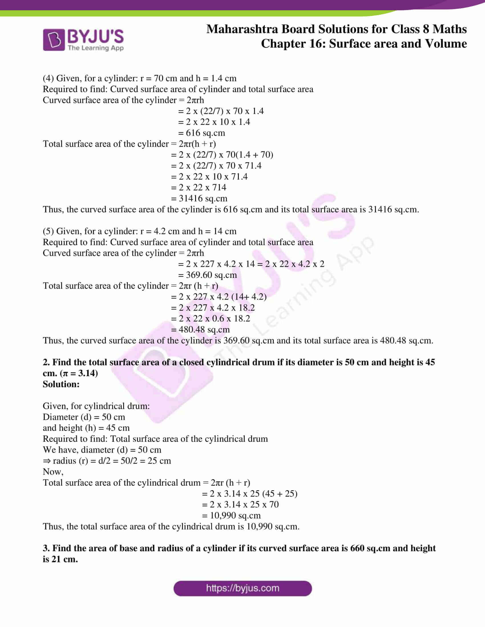 msbshse sol for class 8 maths chapter 16 4