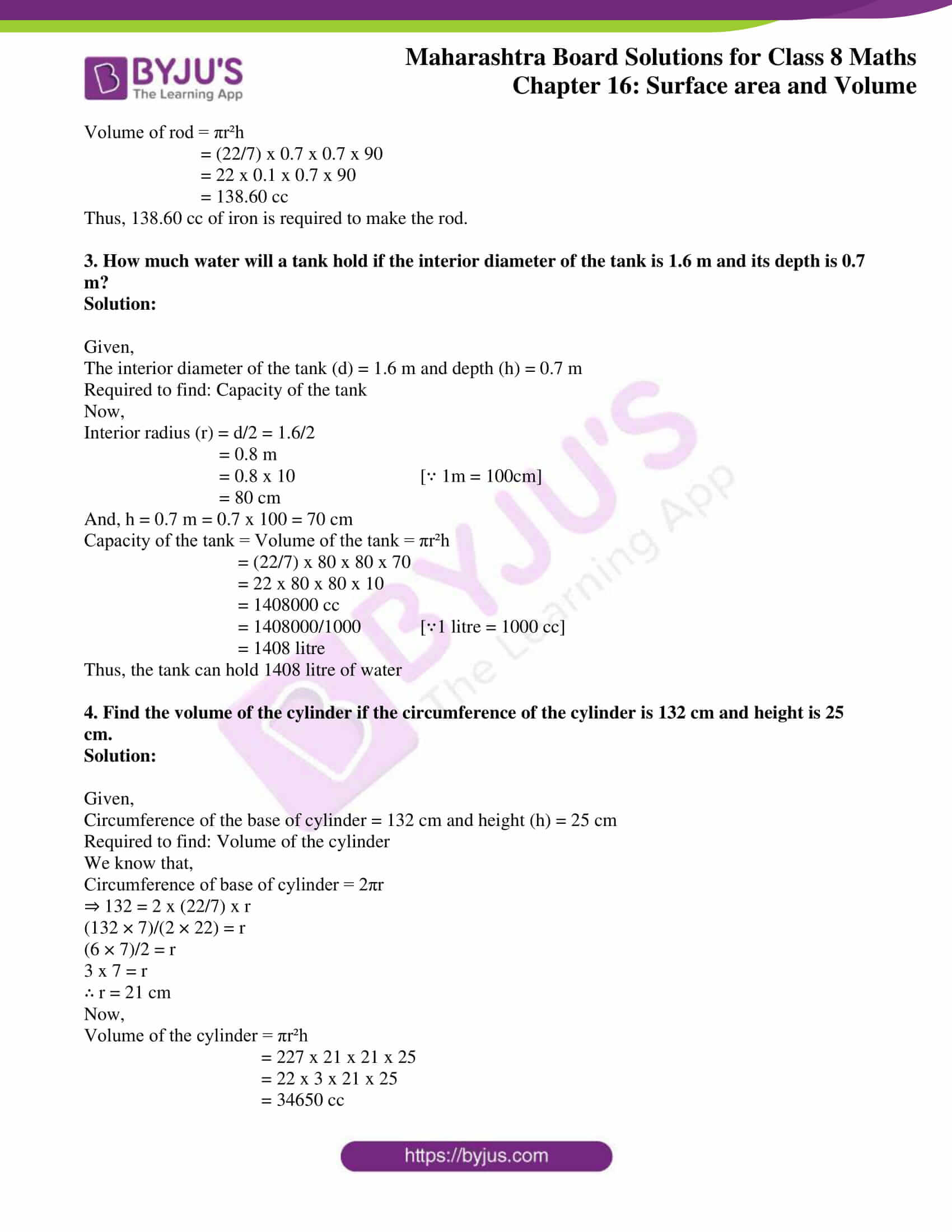 msbshse sol for class 8 maths chapter 16 8