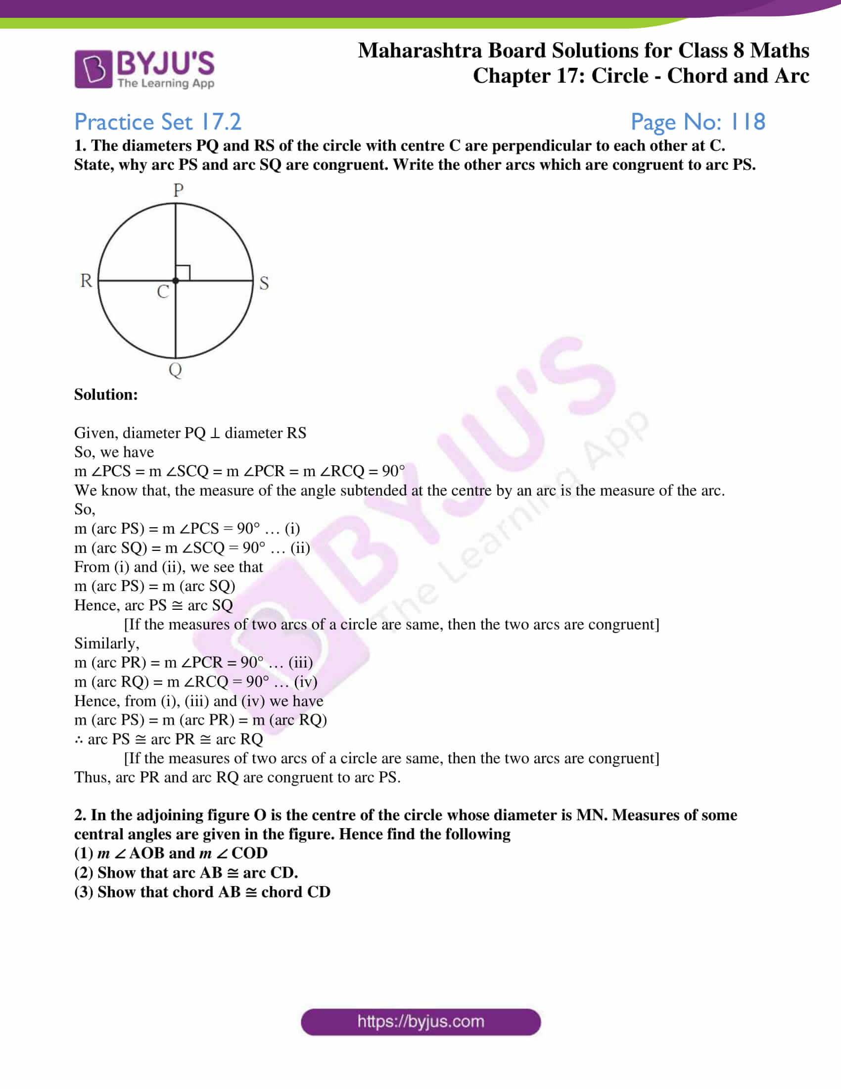 msbshse sol for class 8 maths chapter 17 4