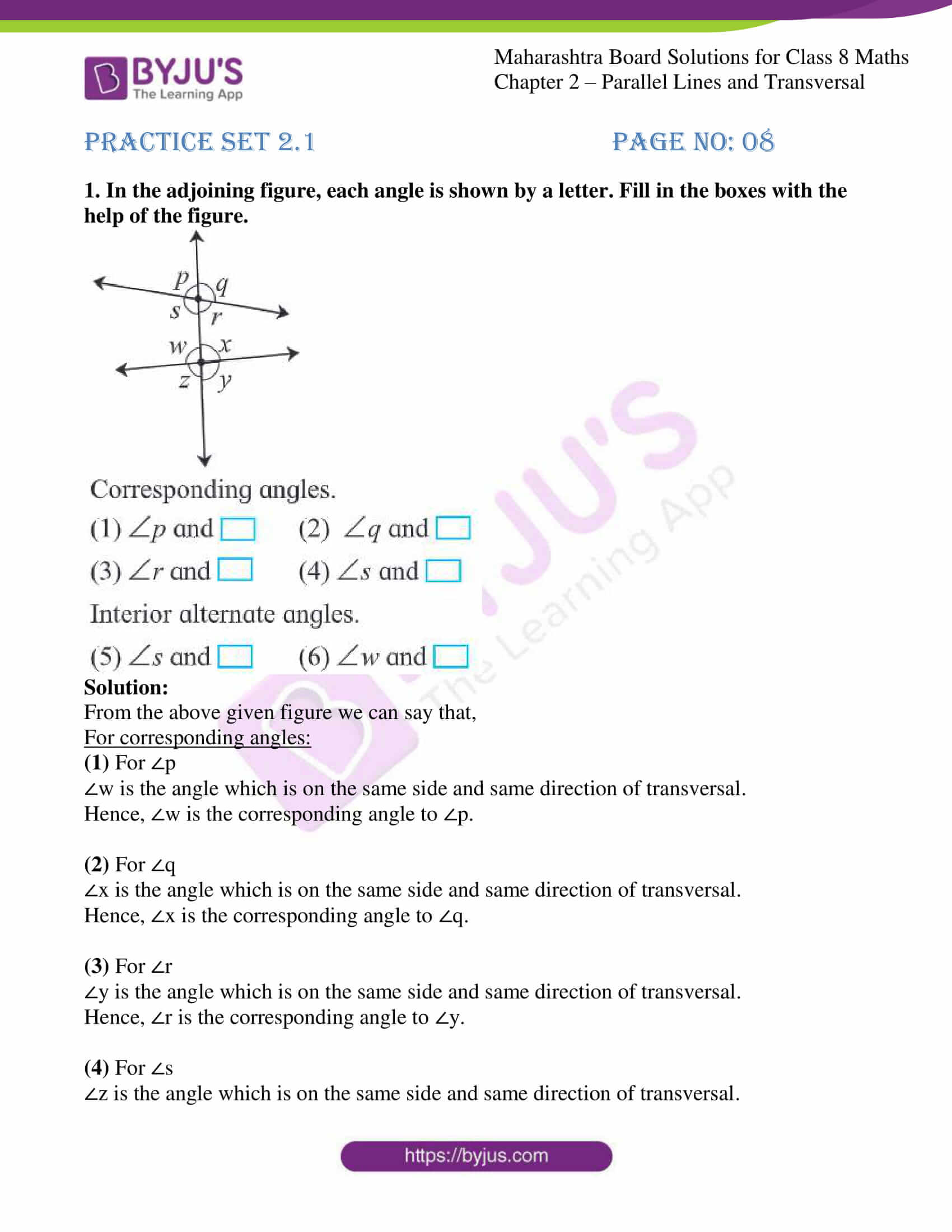 msbshse sol for class 8 maths chapter 2 01
