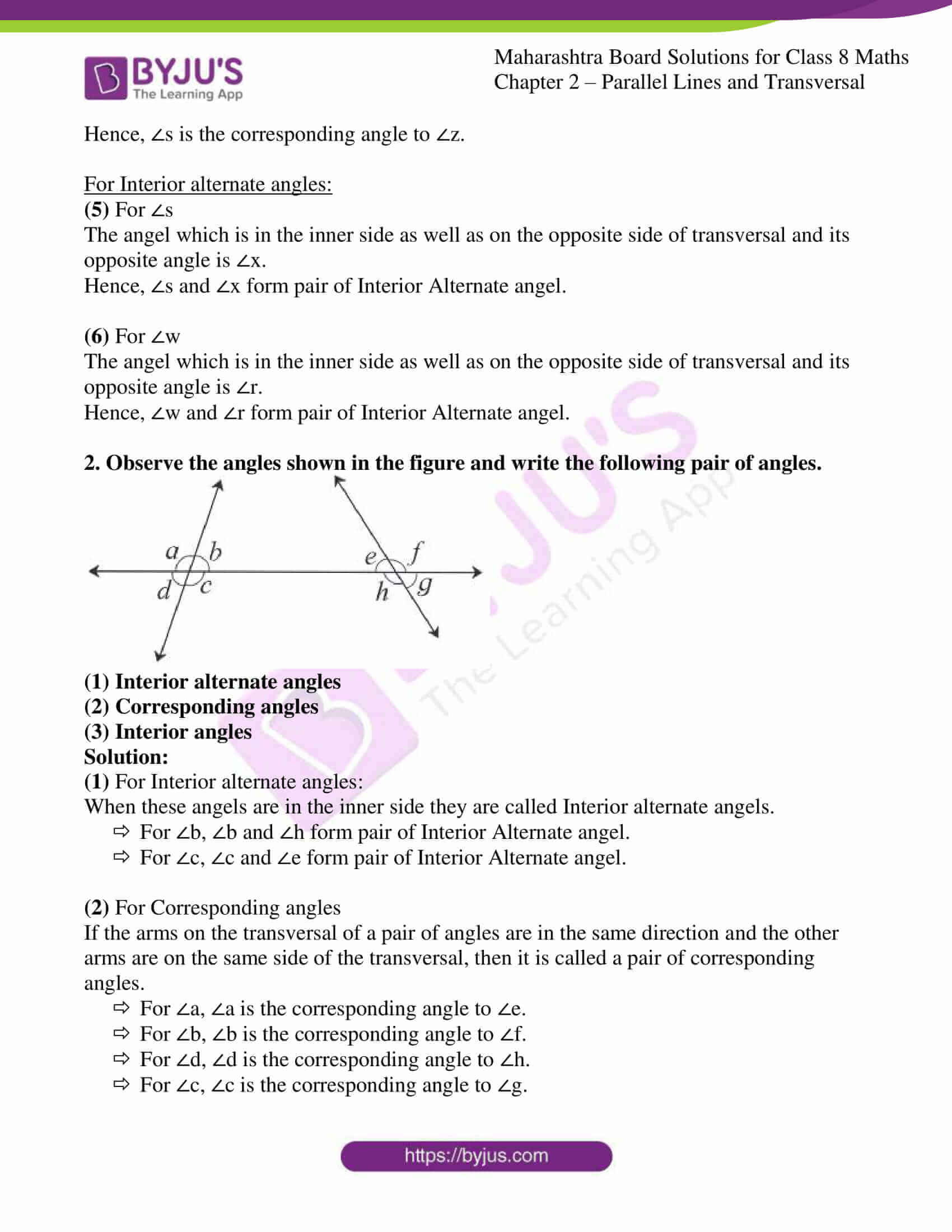 msbshse sol for class 8 maths chapter 2 02