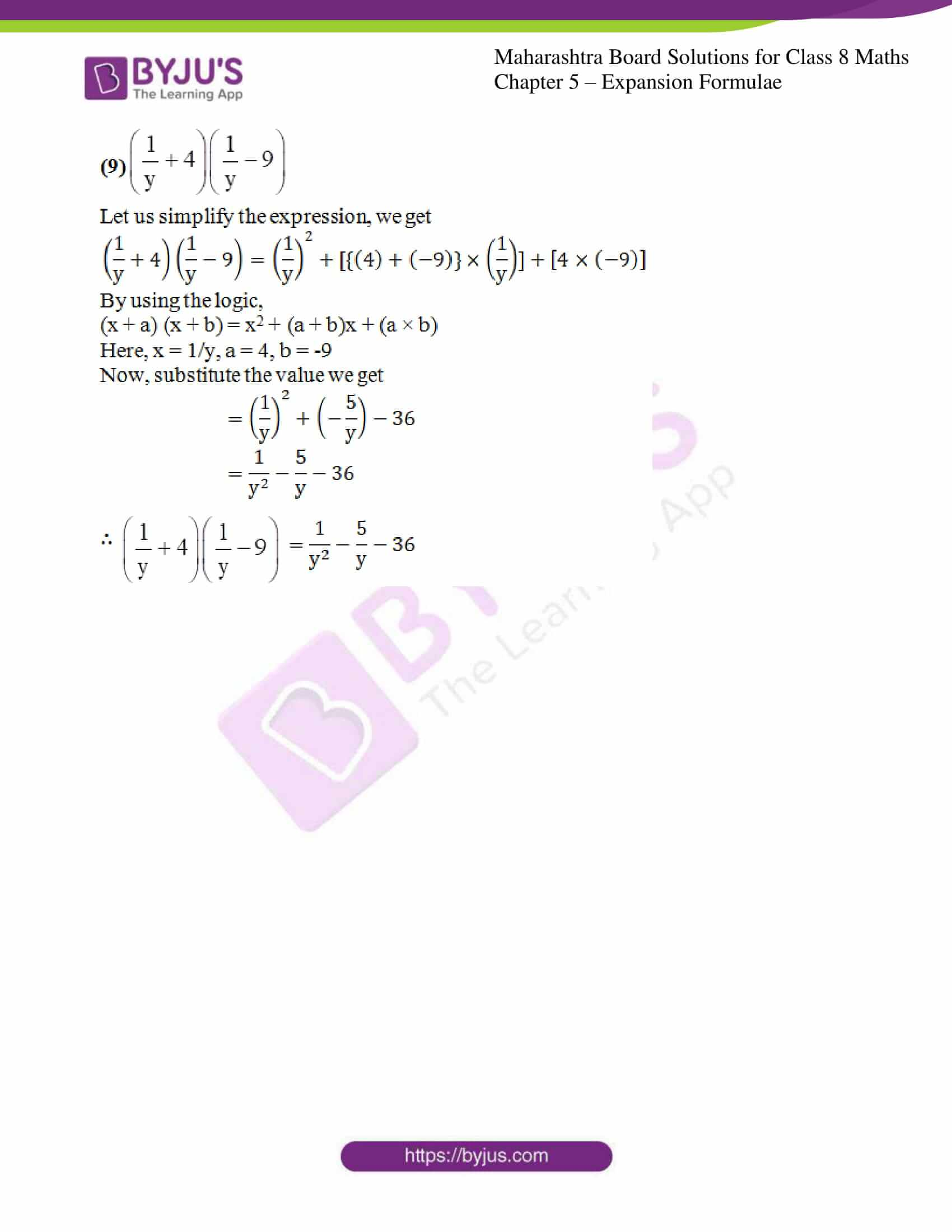 msbshse sol for class 8 maths chapter 5 04