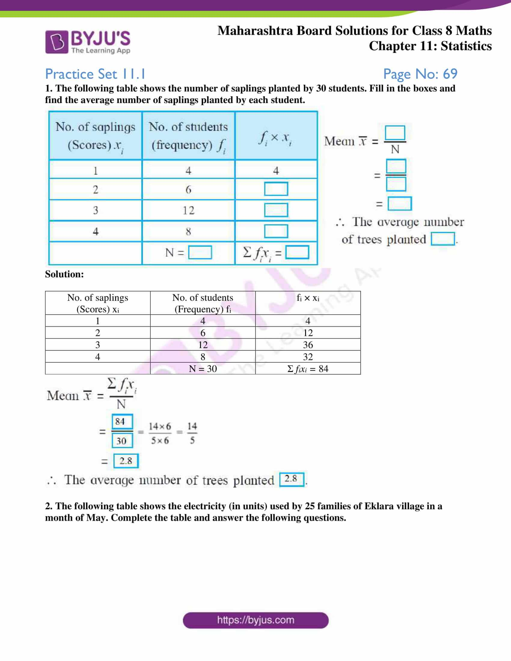msbshse solutions for class 8 maths chapter 11 01
