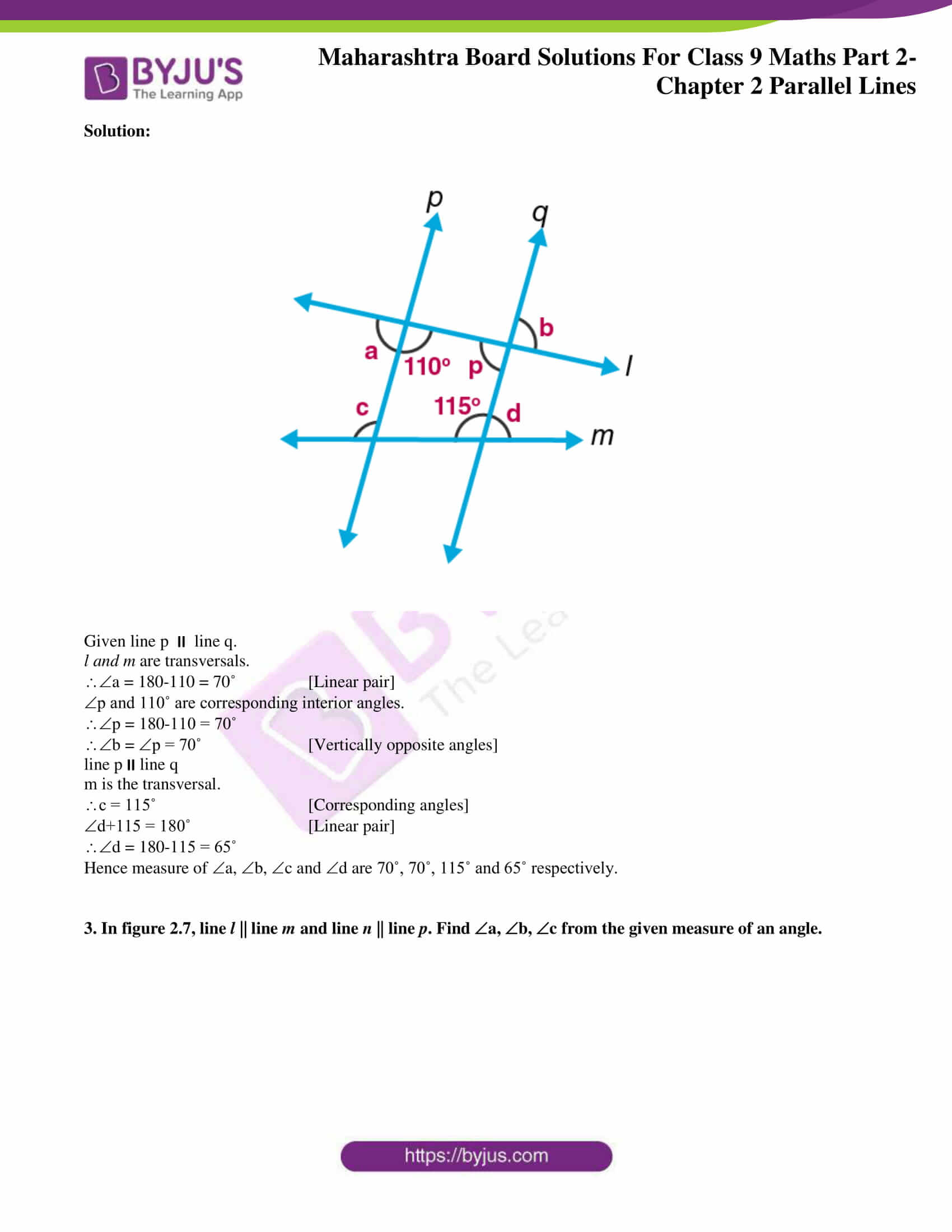 msbshse solutions for class 9 maths part 2 chapter 2 02
