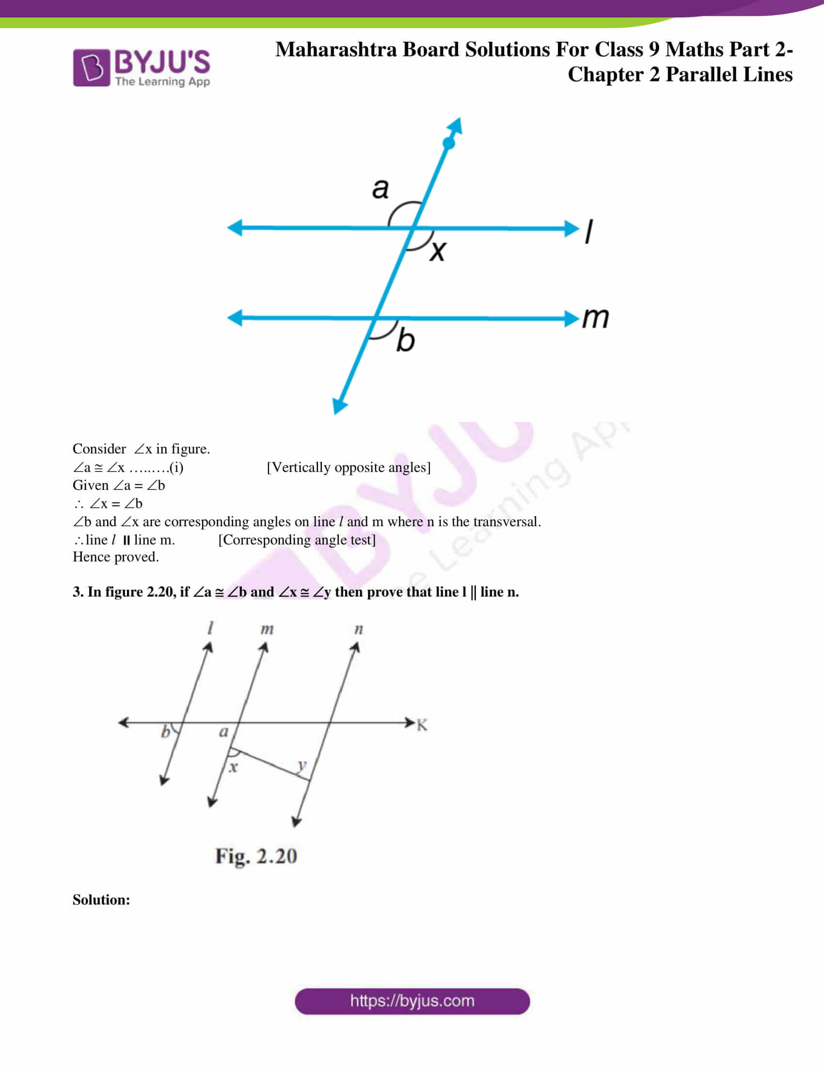 msbshse solutions for class 9 maths part 2 chapter 2 07