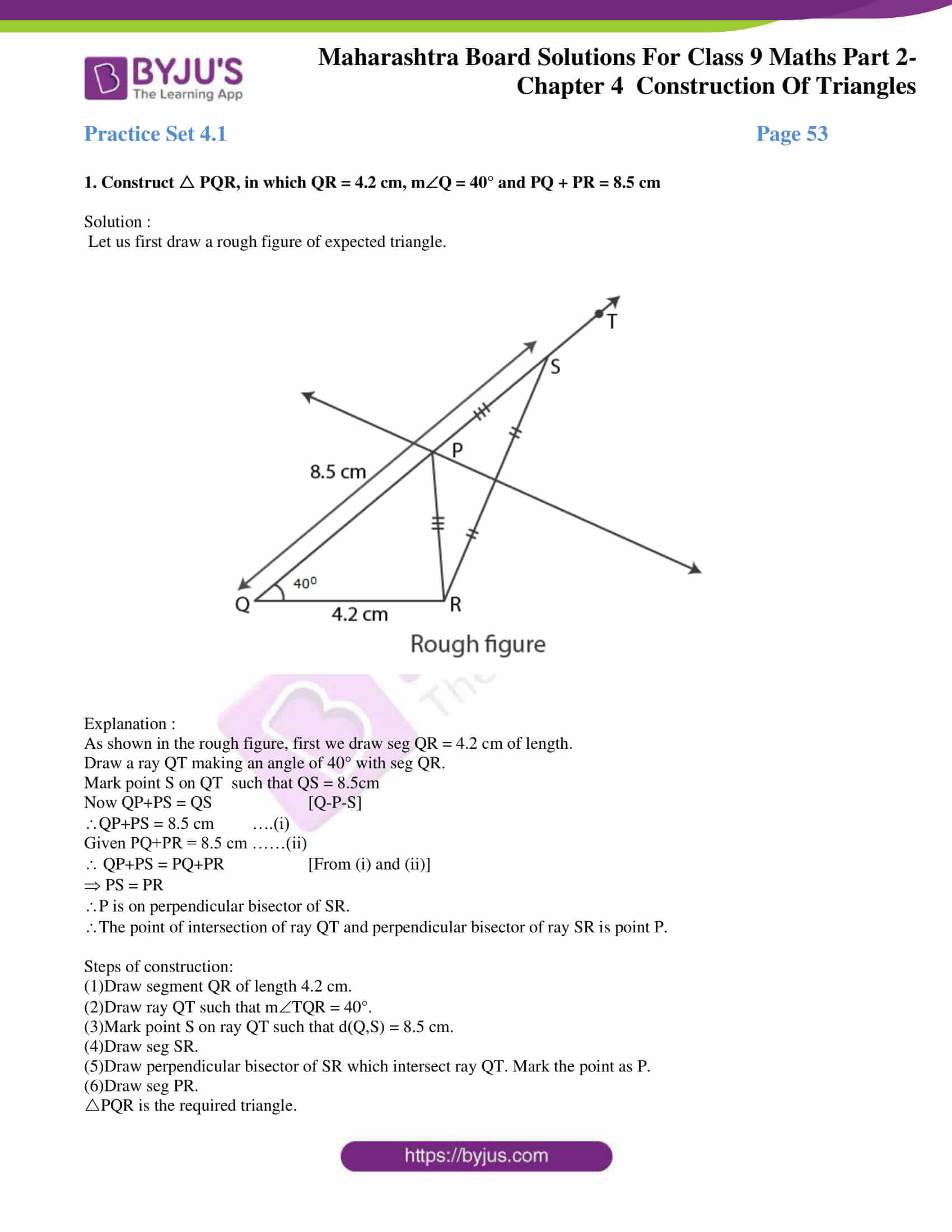 msbshse solutions for class 9 maths part 2 chapter 4 01