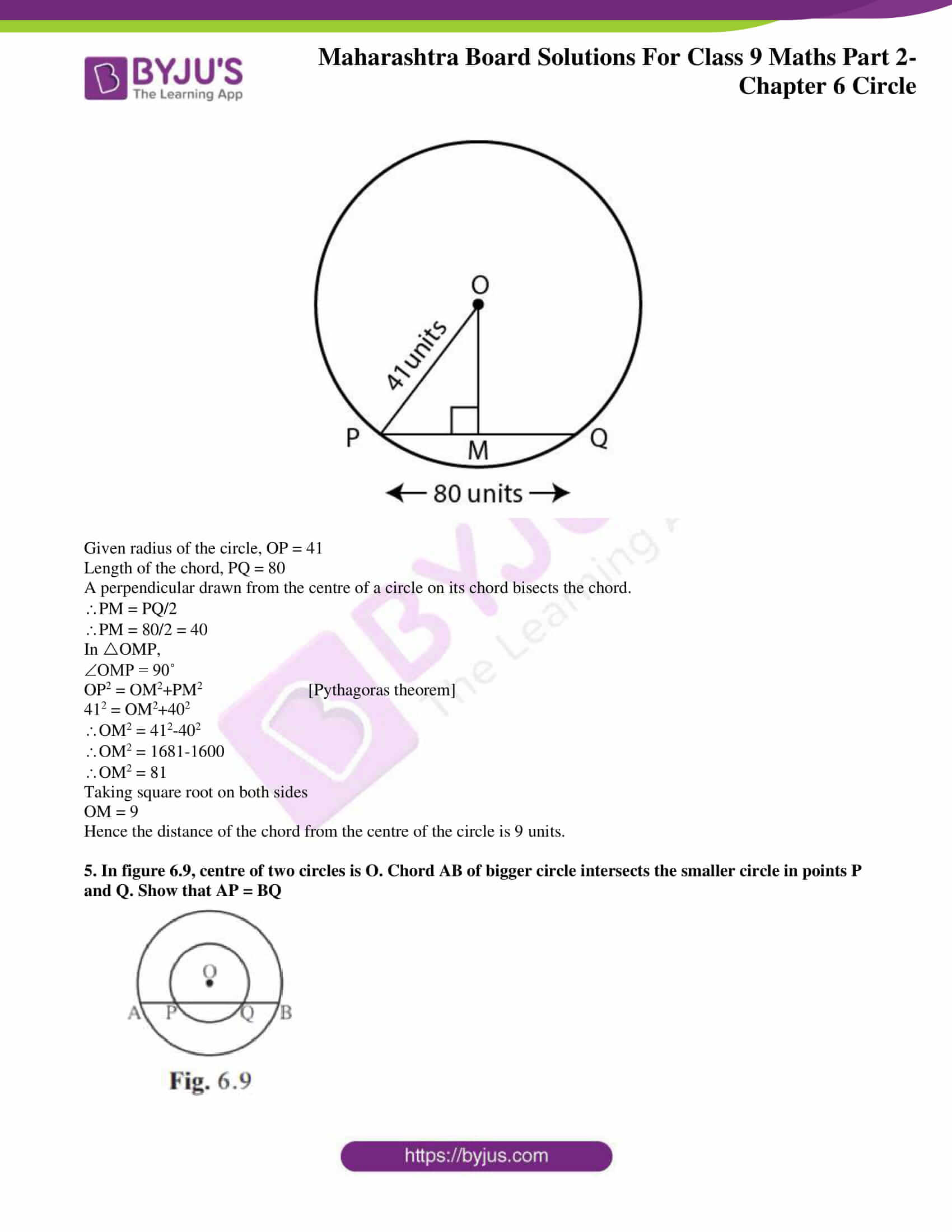 msbshse solutions for class 9 maths part 2 chapter 6 04