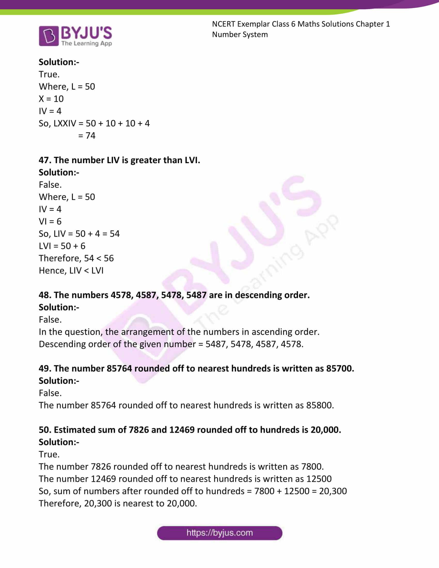 ncert exemplar class 6 maths sol ch 1 13