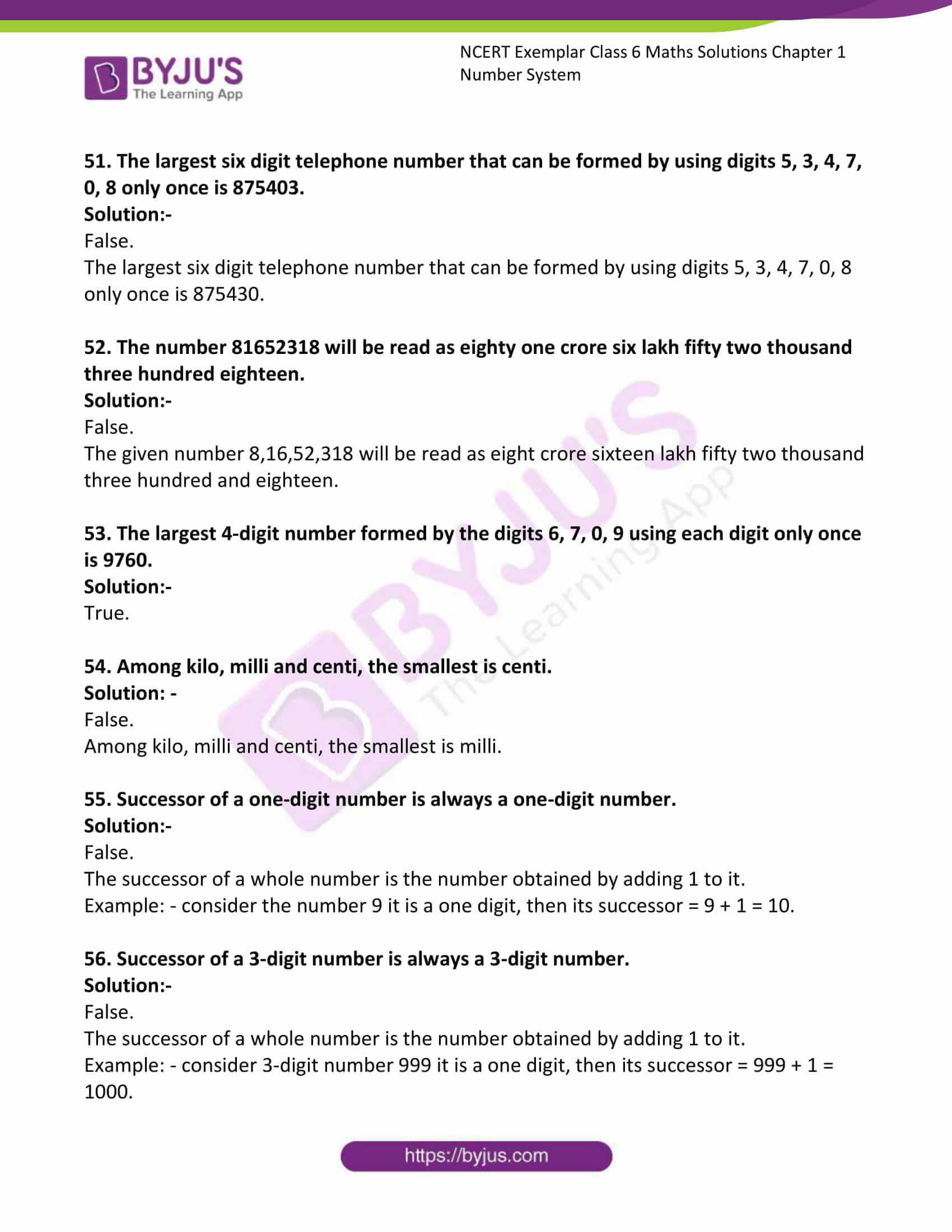 ncert exemplar class 6 maths sol ch 1 14