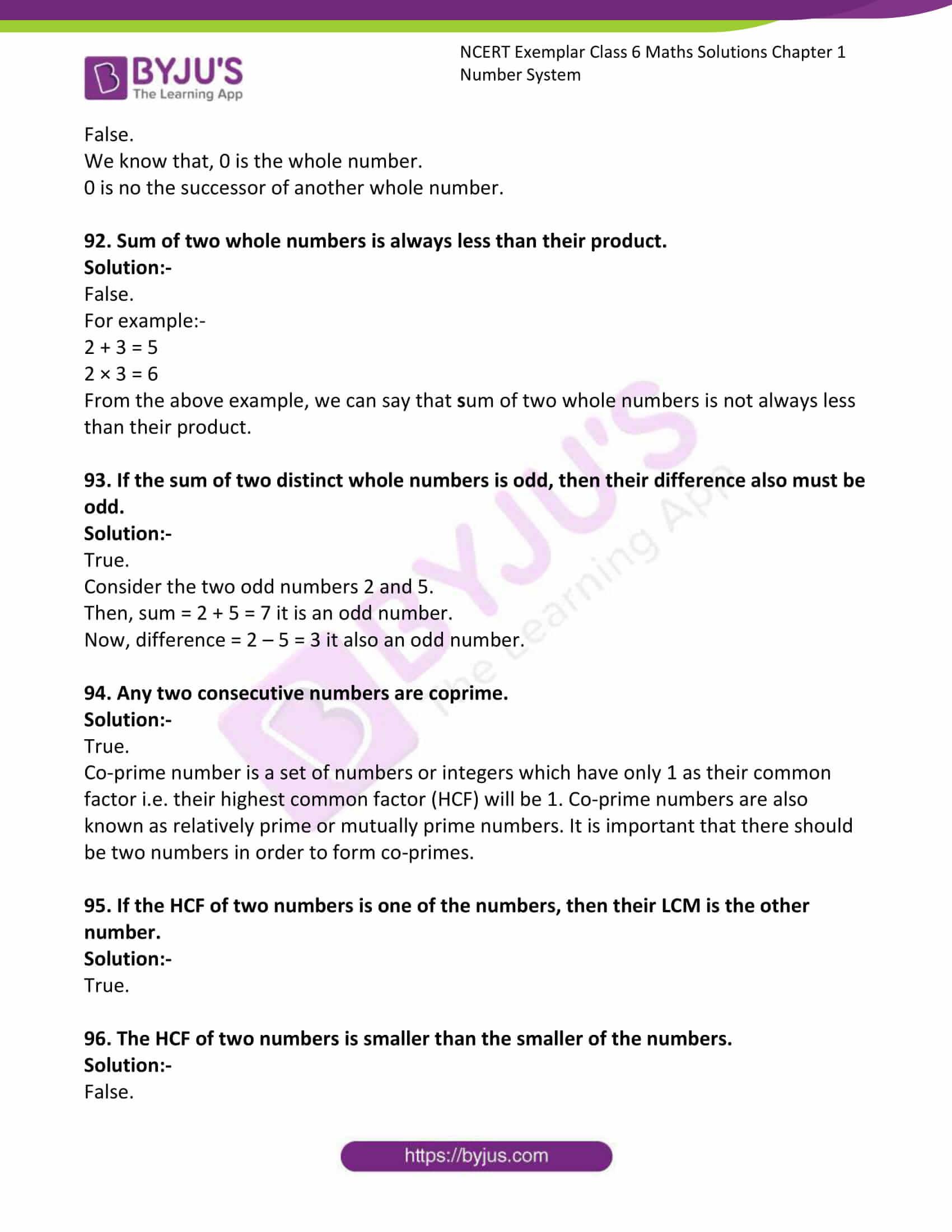 ncert exemplar class 6 maths sol ch 1 21