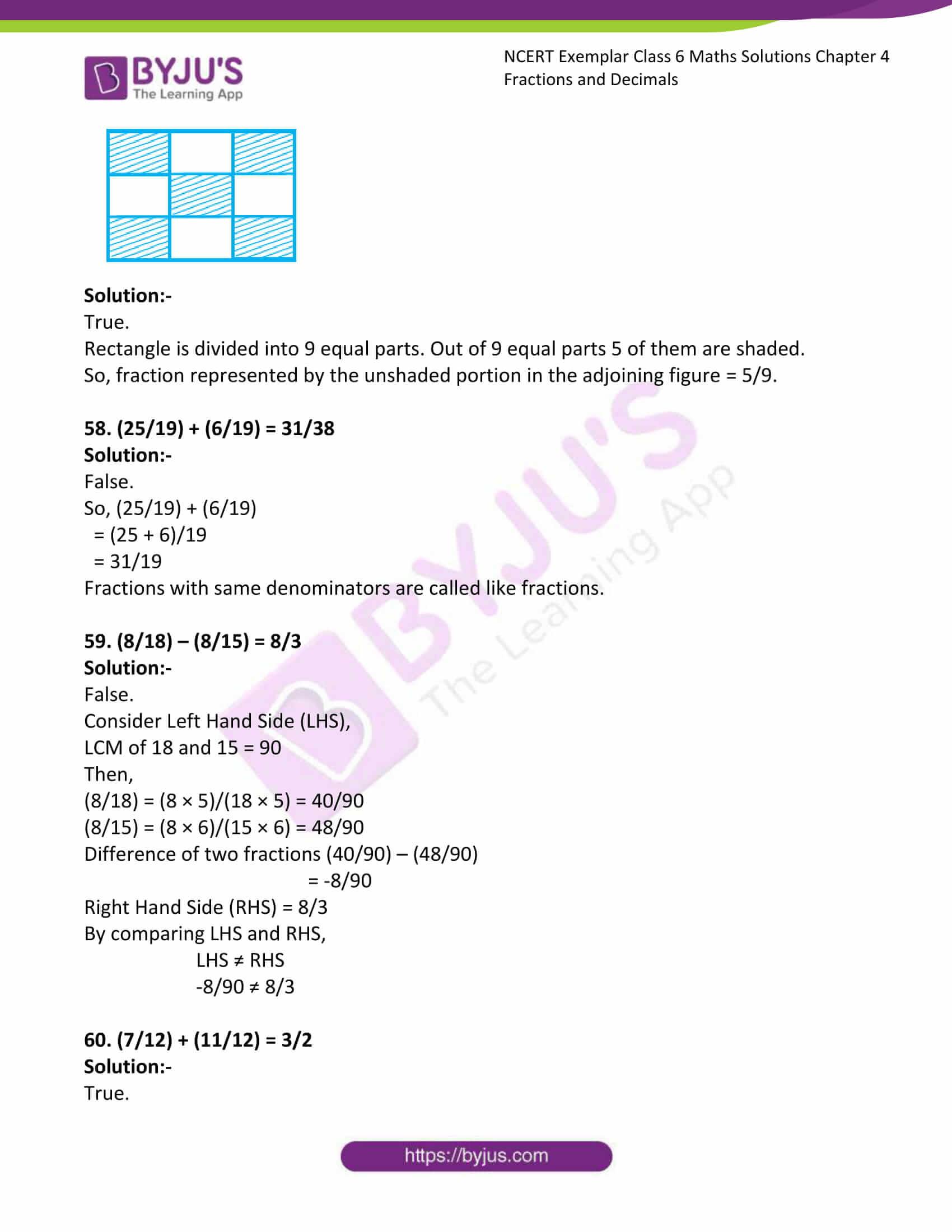 ncert exemplar class 6 maths sol ch 4 14