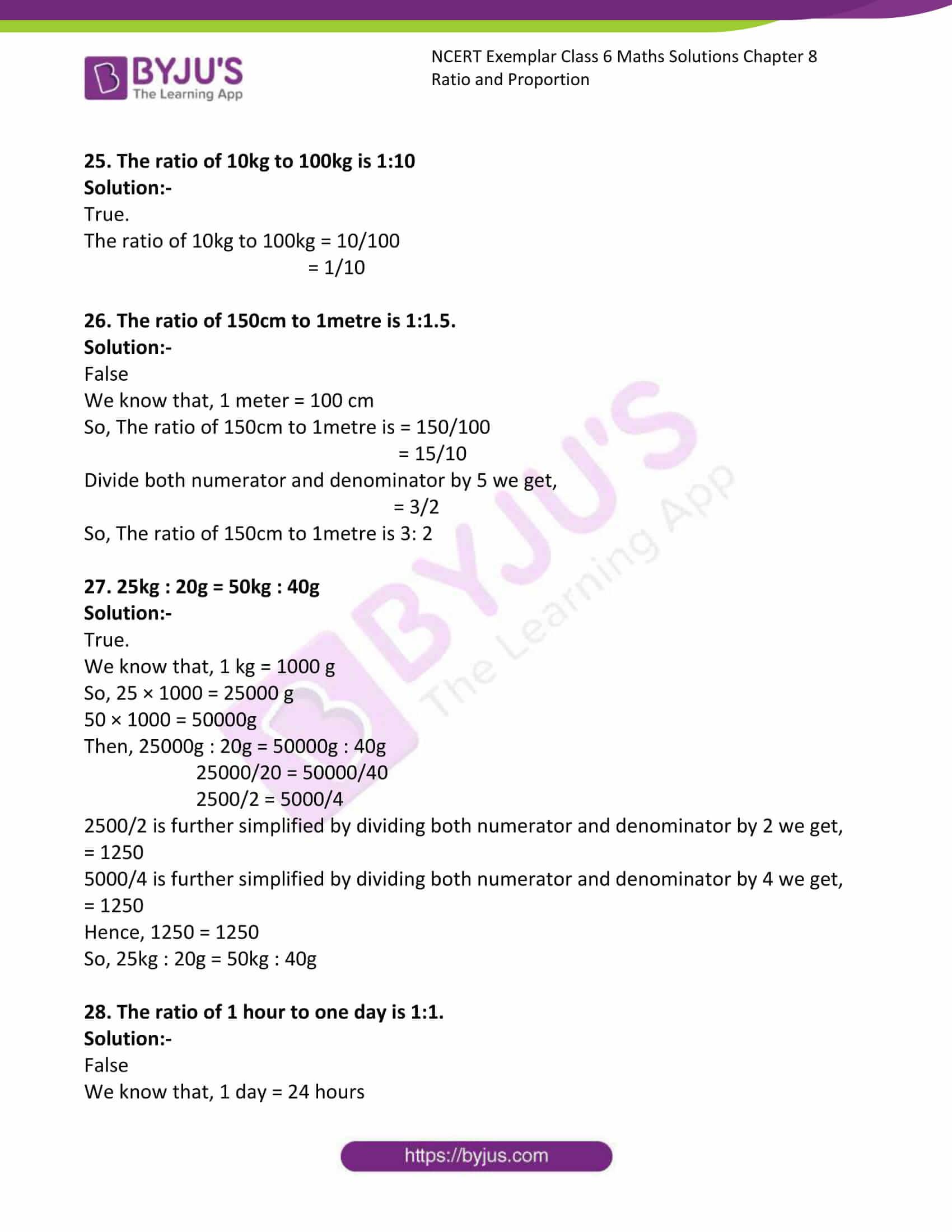 ncert exemplar class 6 maths sol ch 8 10