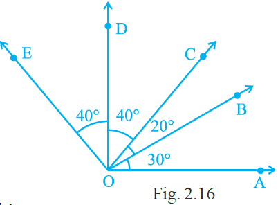 NCERT Exemplar Class 6 Maths Solutions Chapter 2 Geometry Image 17
