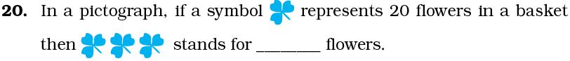 NCERT Exemplar Class 6 Maths Solutions Chapter 5 Data Handling Image 9
