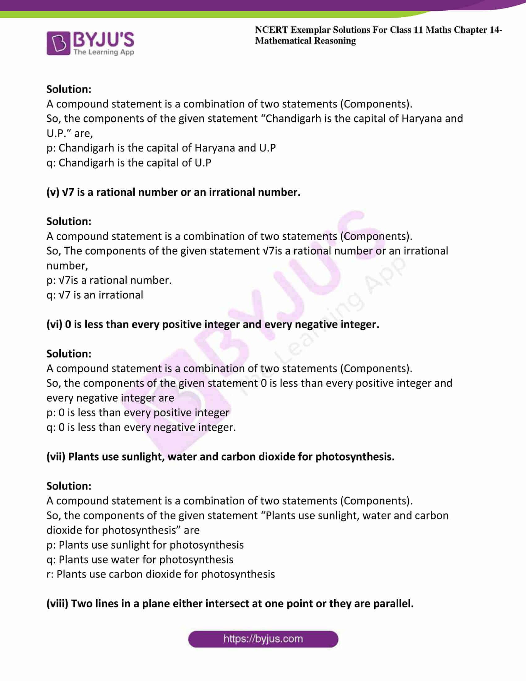 ncert exemplar sol class 11 maths chpt 14 mathematical 04