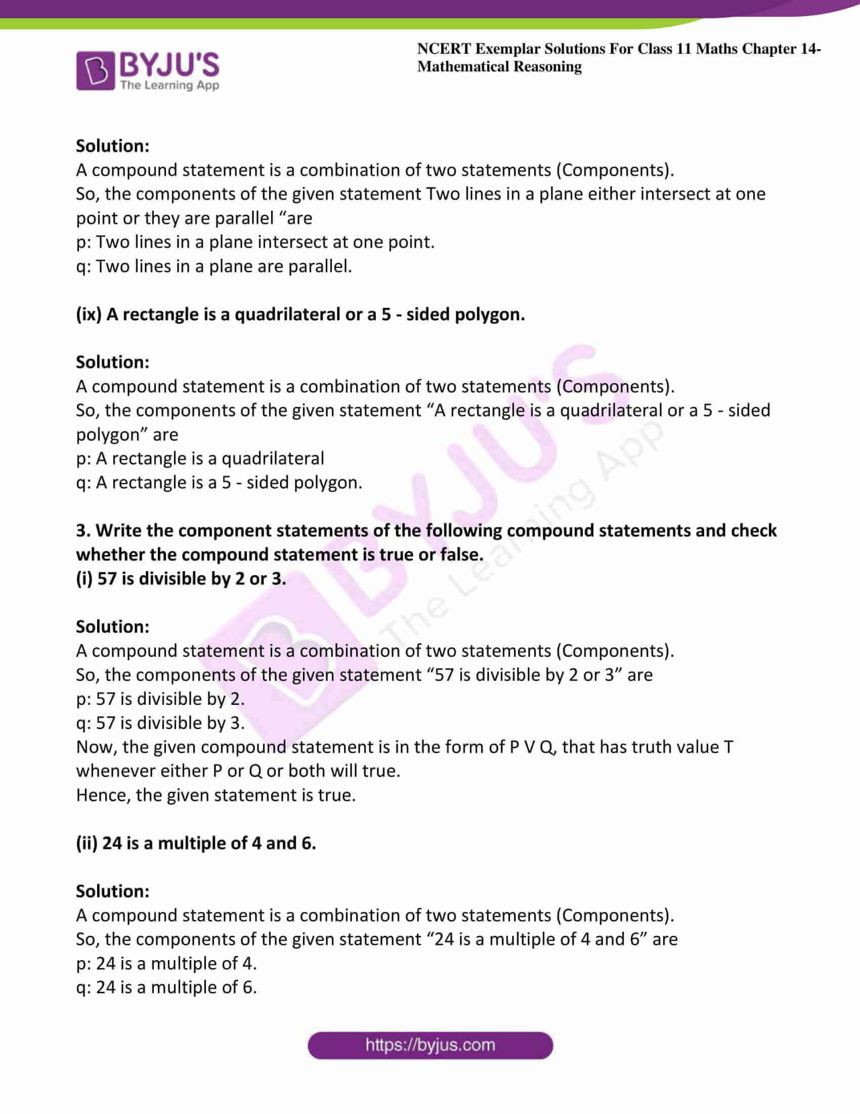 ncert exemplar sol class 11 maths chpt 14 mathematical 05