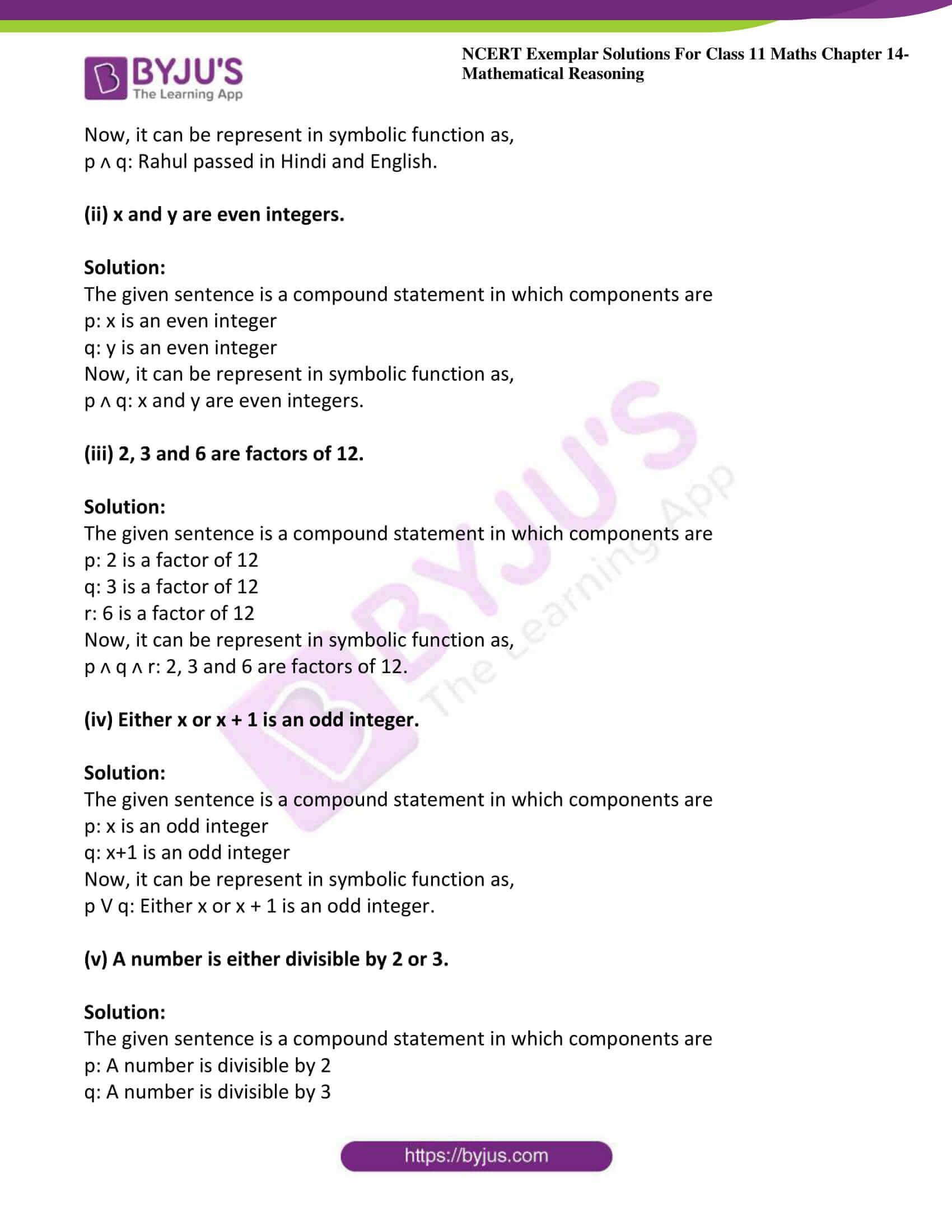 ncert exemplar sol class 11 maths chpt 14 mathematical 09