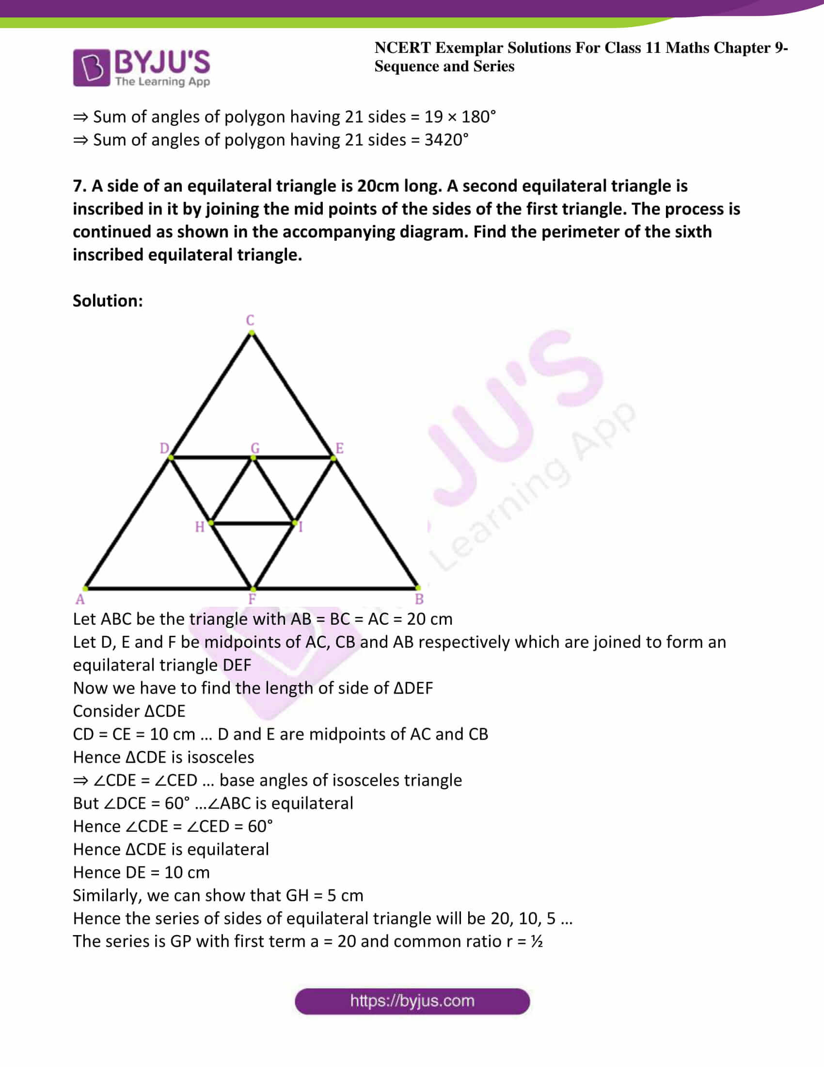 ncert exemplar sol class 11 maths chpt 9 sequence 07