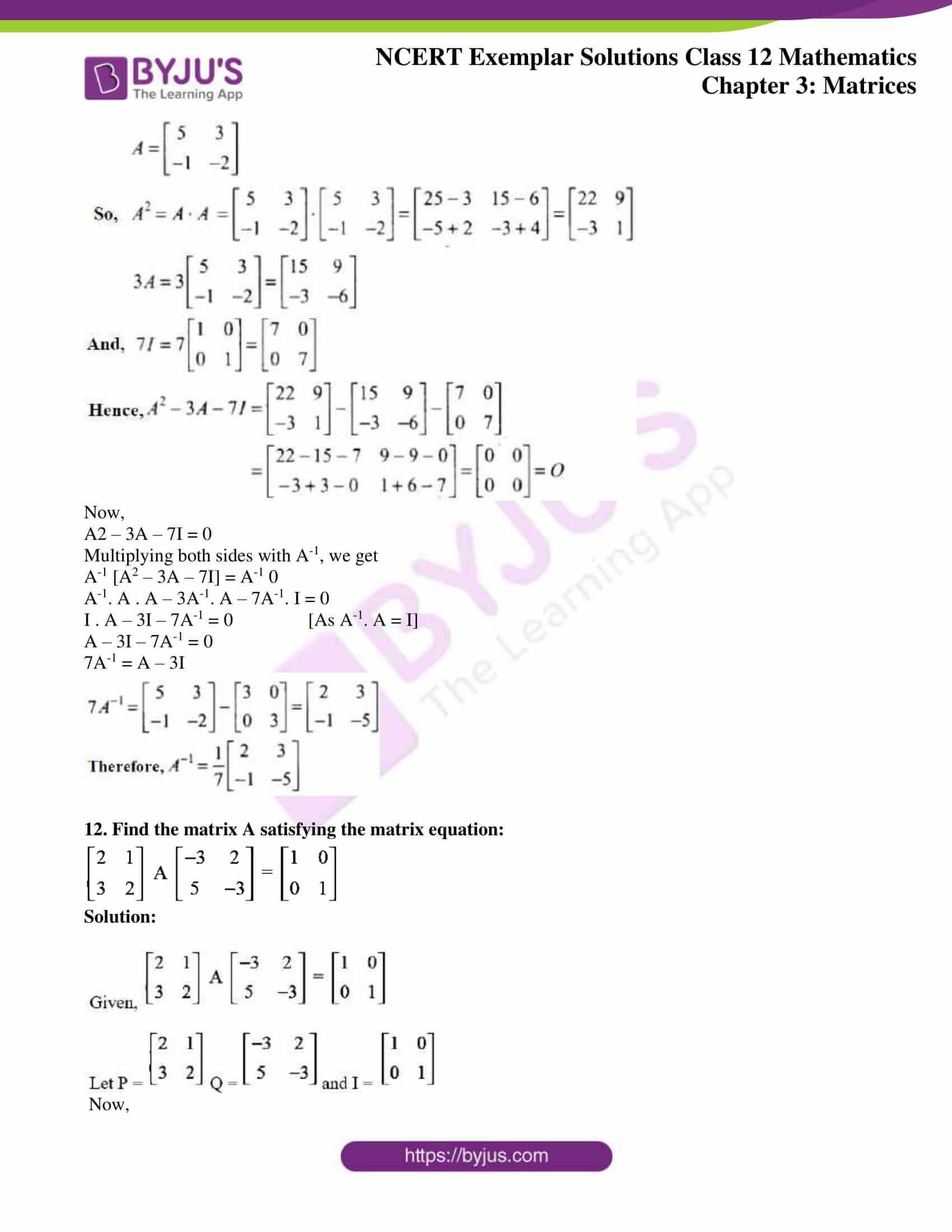 ncert exemplar sol class 12 math ch3 06
