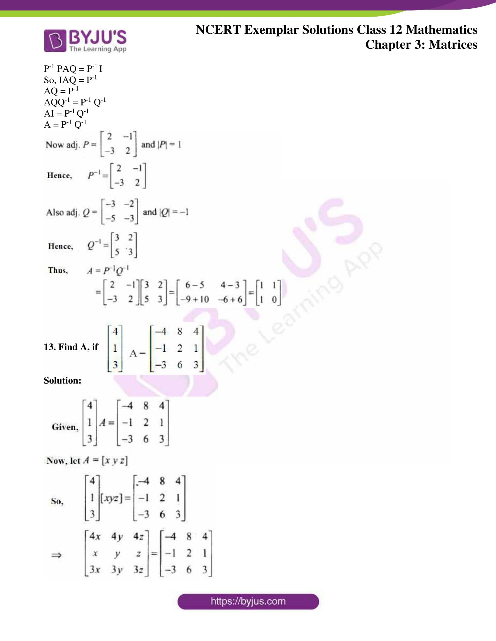 ncert exemplar sol class 12 math ch3 07