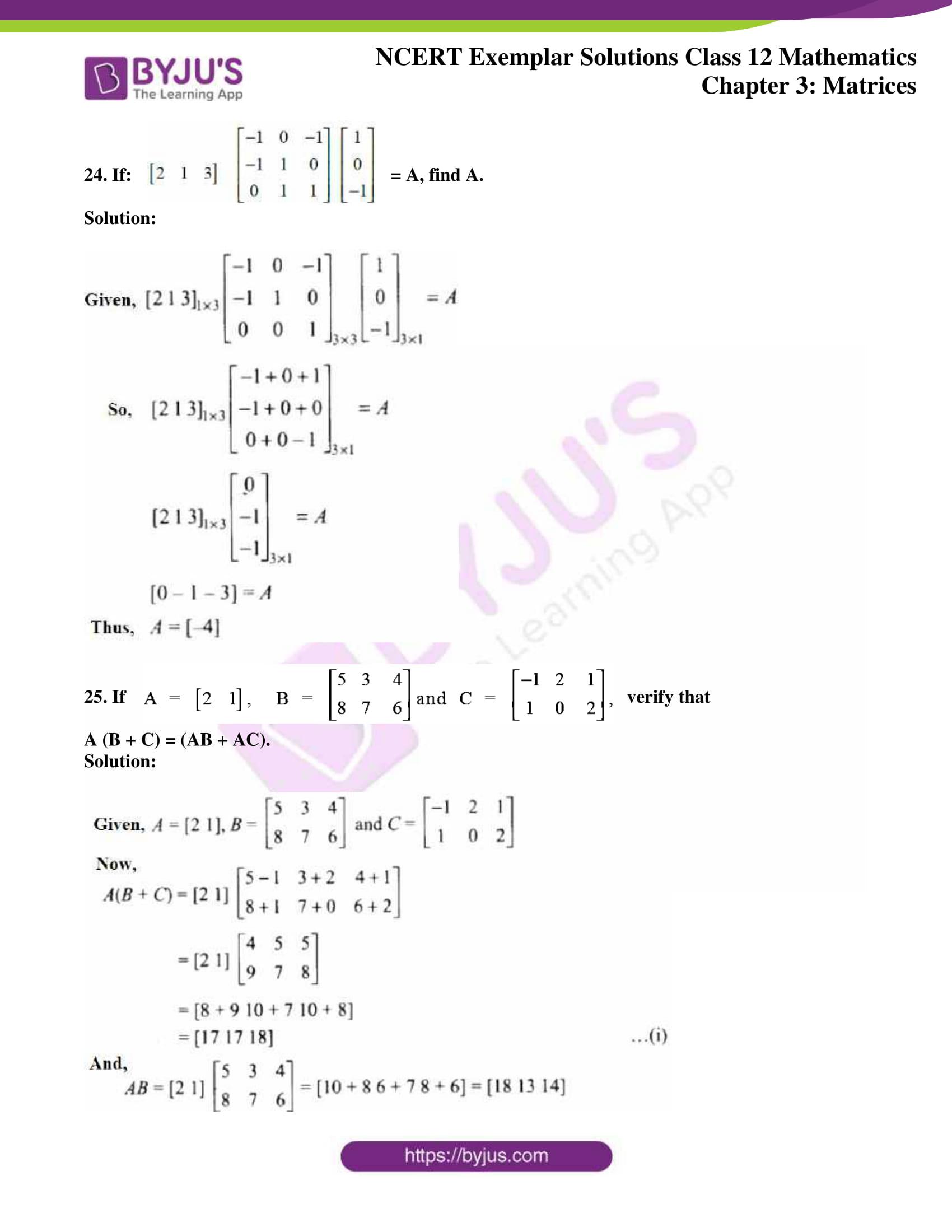 ncert exemplar sol class 12 math ch3 14