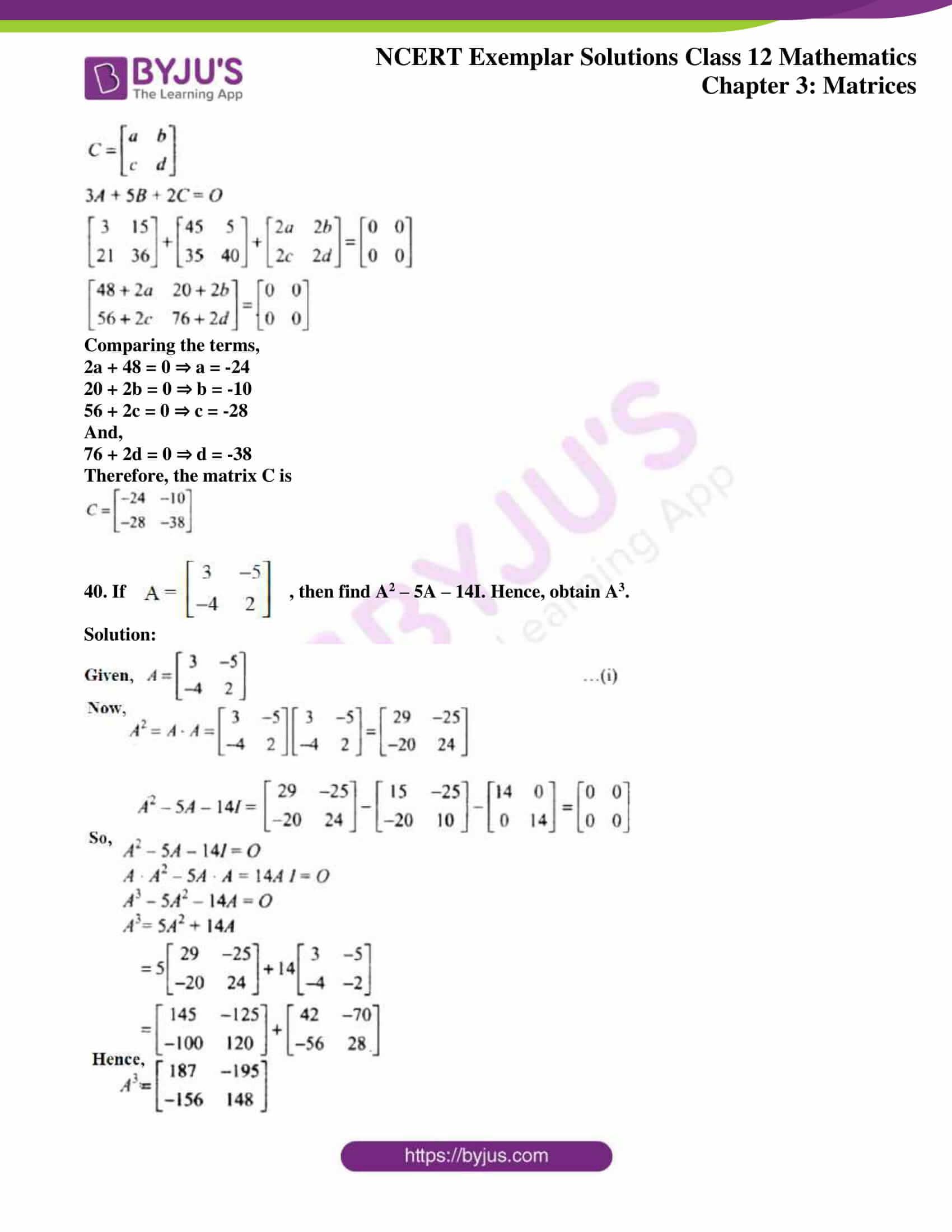 ncert exemplar sol class 12 math ch3 25