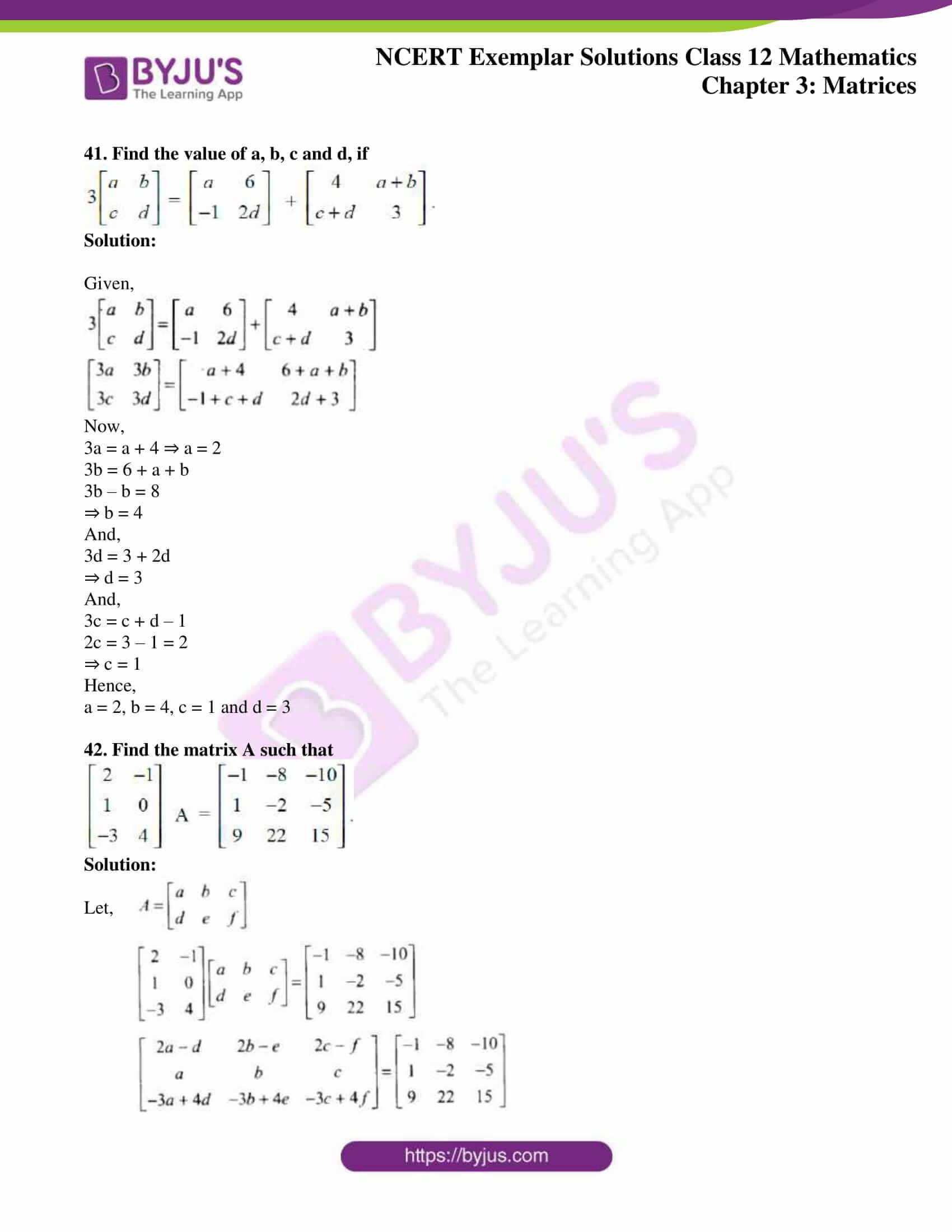 ncert exemplar sol class 12 math ch3 26