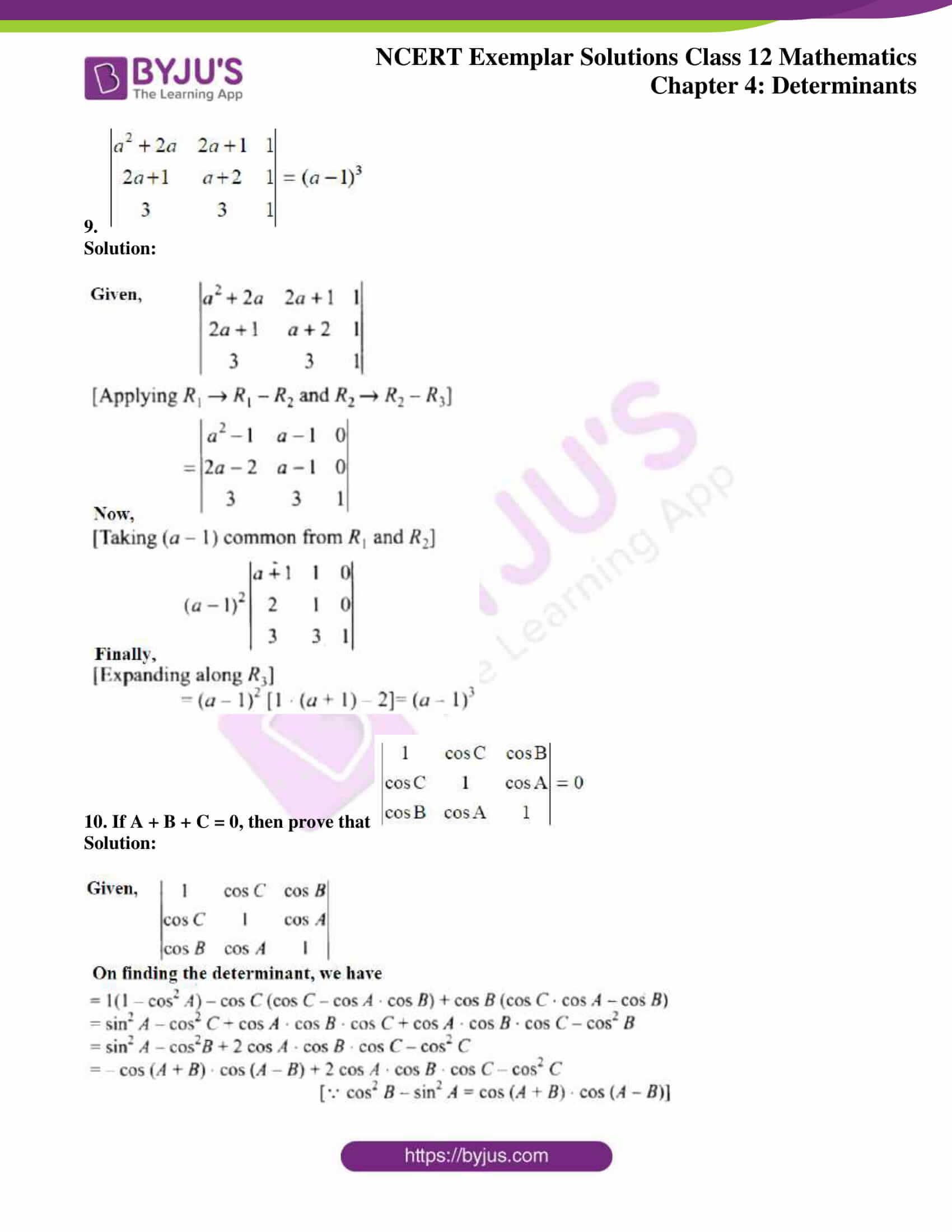 ncert exemplar sol class 12 math ch4 07