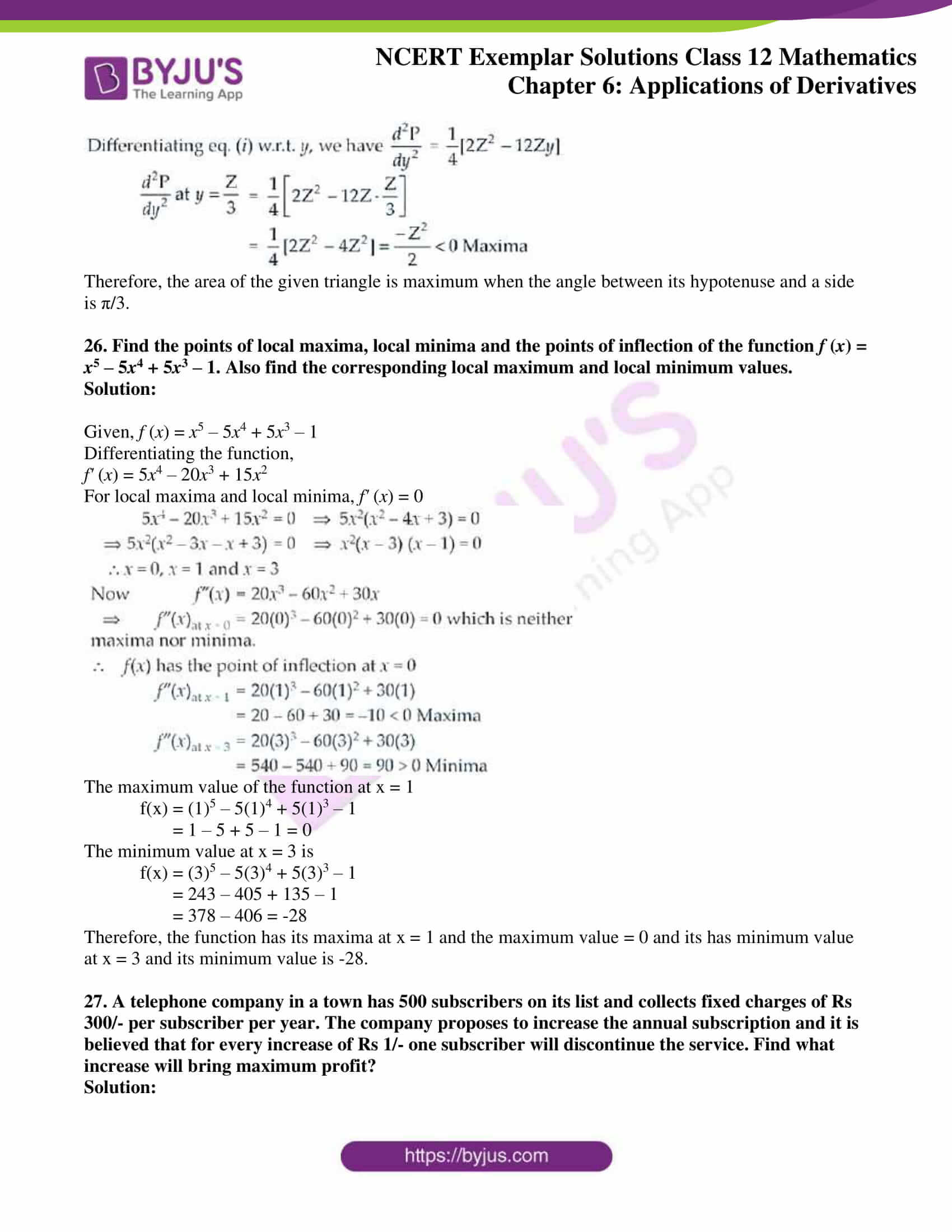 ncert exemplar sol class 12 math ch6 15