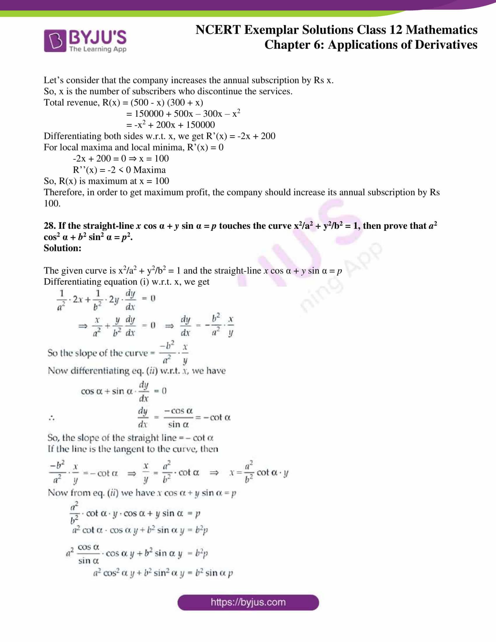 ncert exemplar sol class 12 math ch6 16
