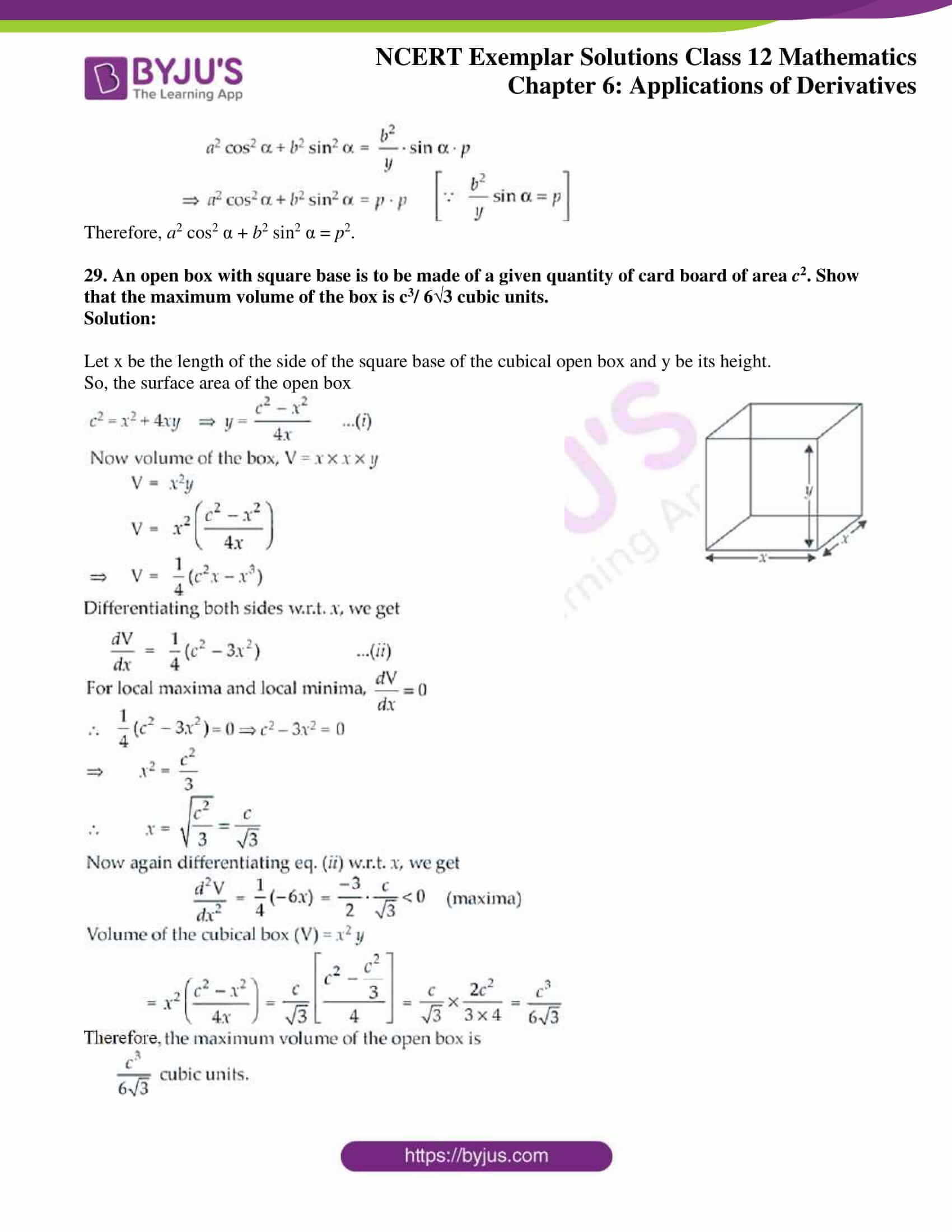 ncert exemplar sol class 12 math ch6 17