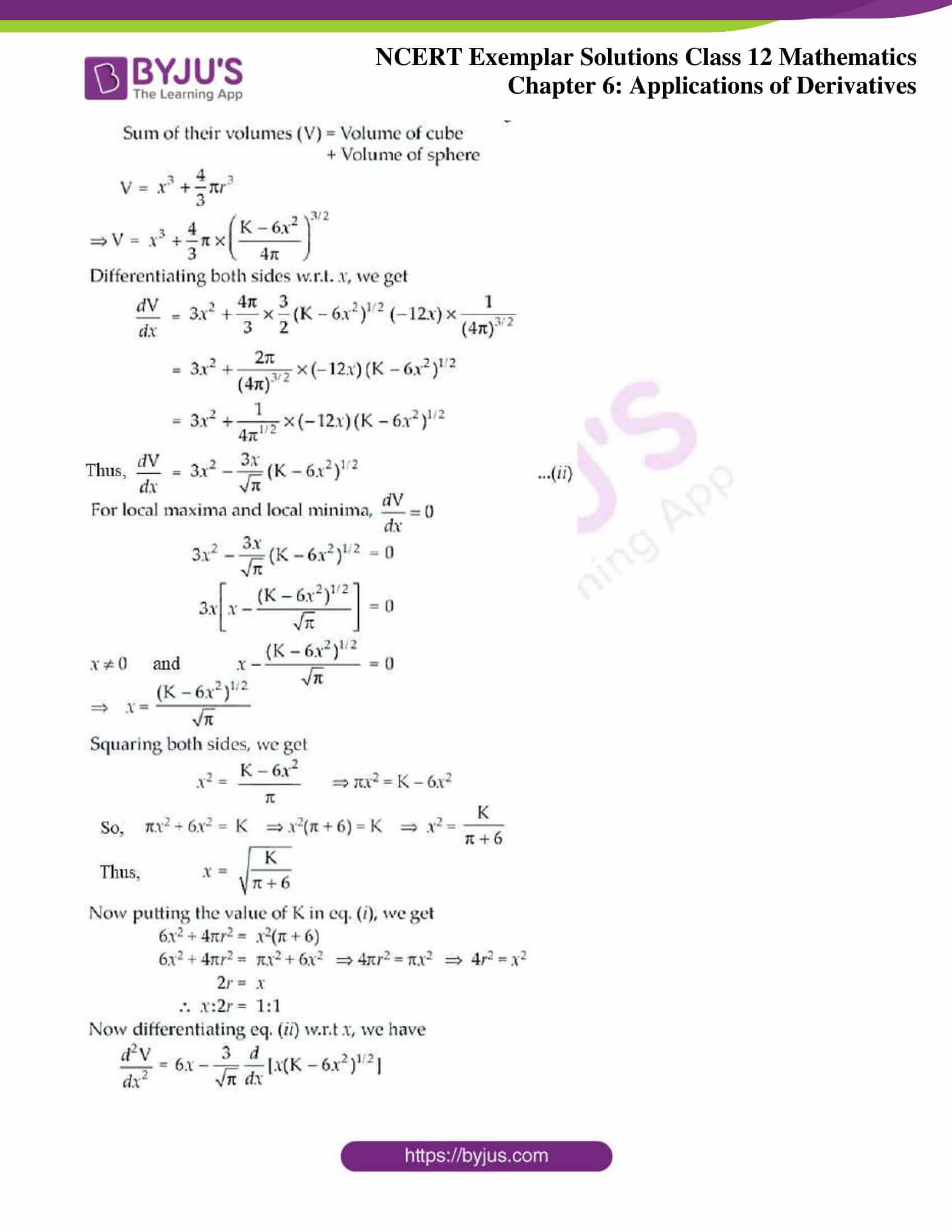 ncert exemplar sol class 12 math ch6 19