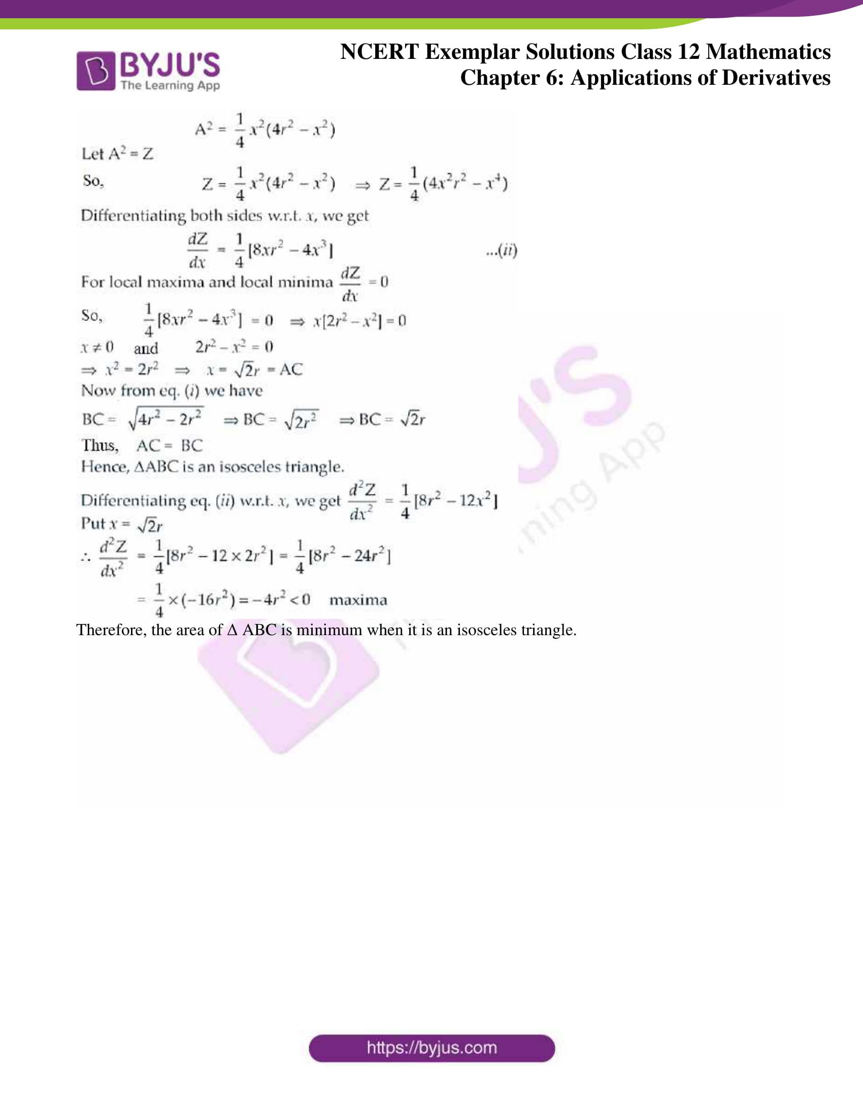 ncert exemplar sol class 12 math ch6 21