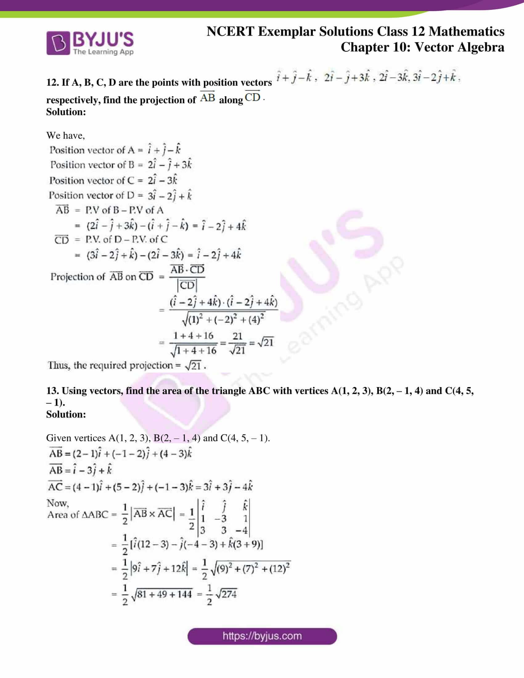 ncert exemplar sol class 12 mathematics ch 10 07