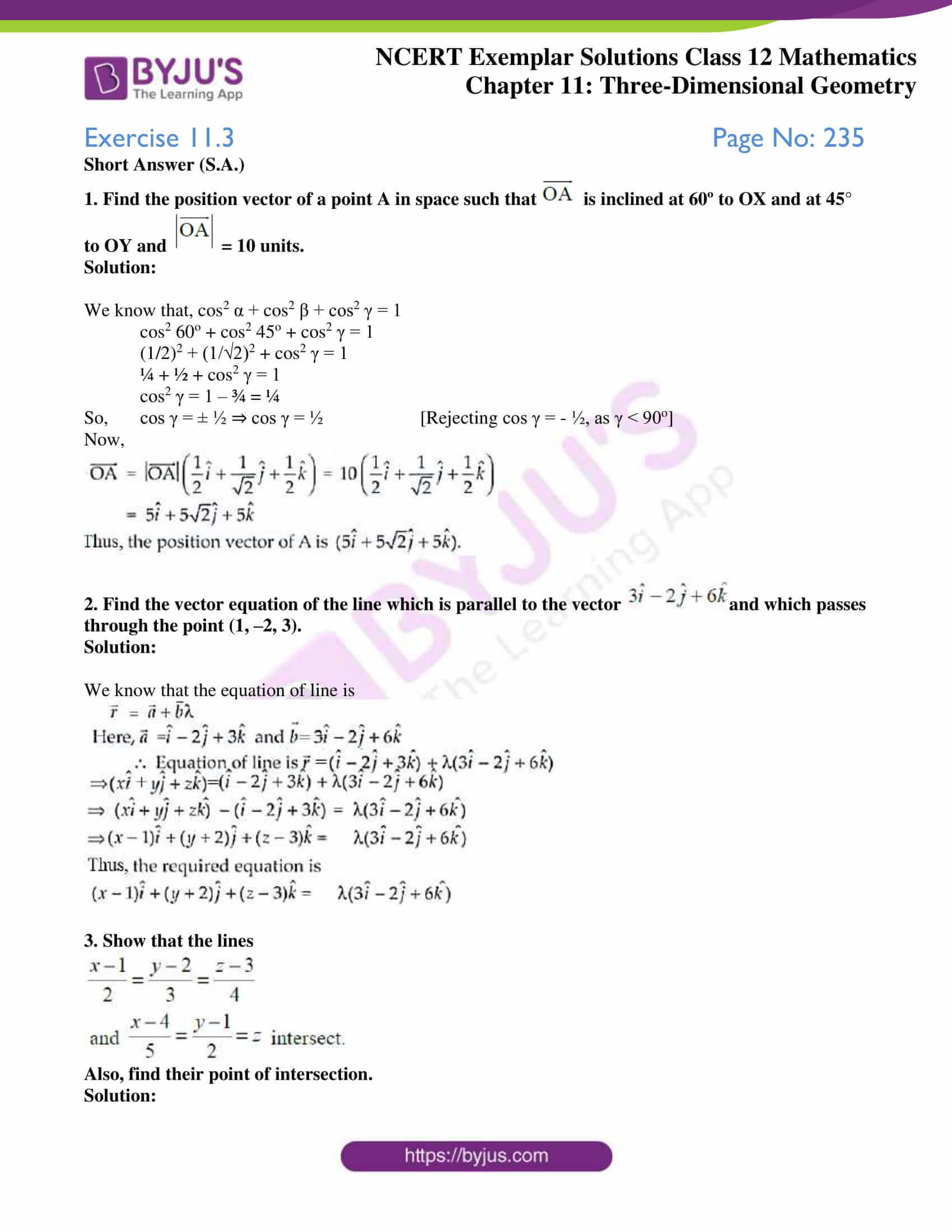 ncert exemplar sol class 12 mathematics ch 11 01