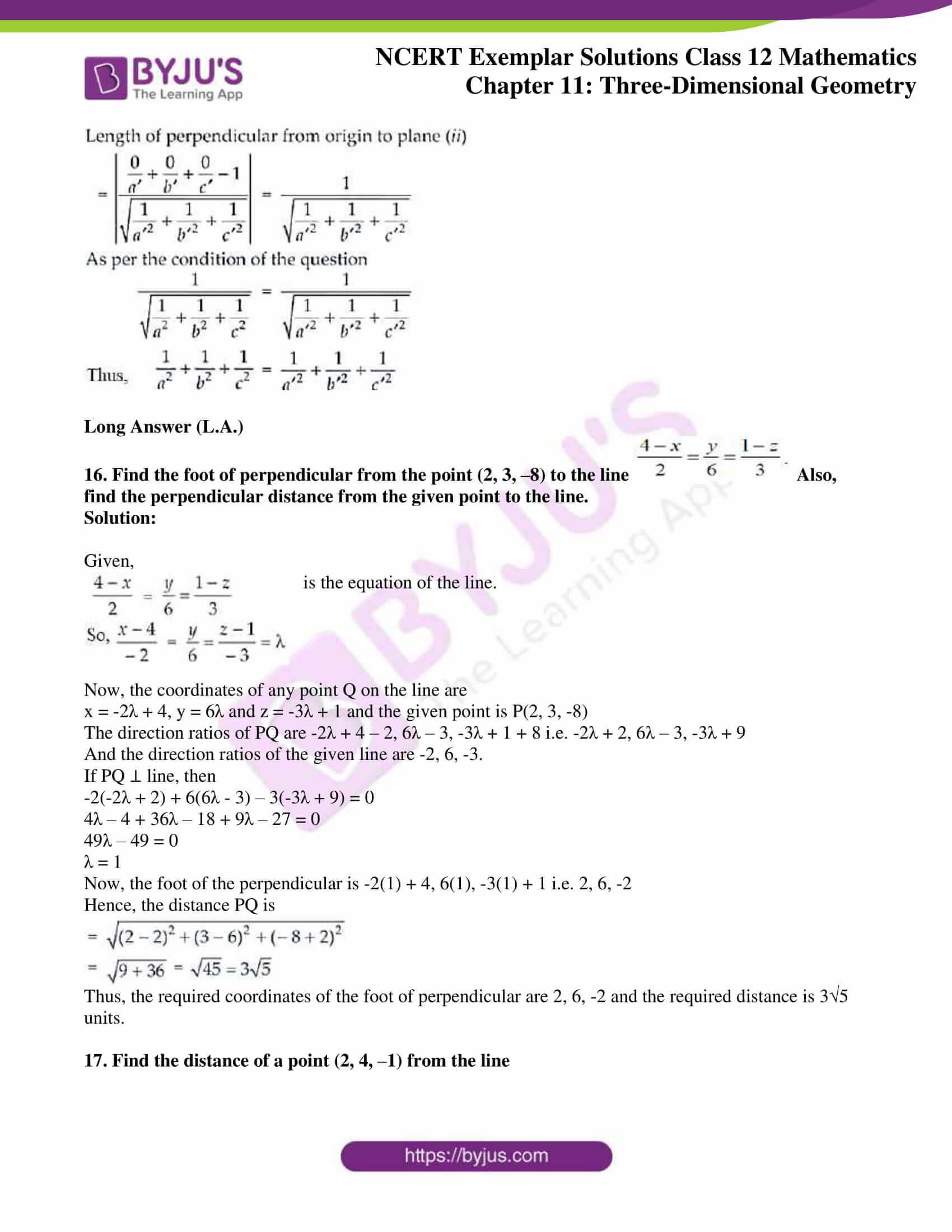 ncert exemplar sol class 12 mathematics ch 11 09