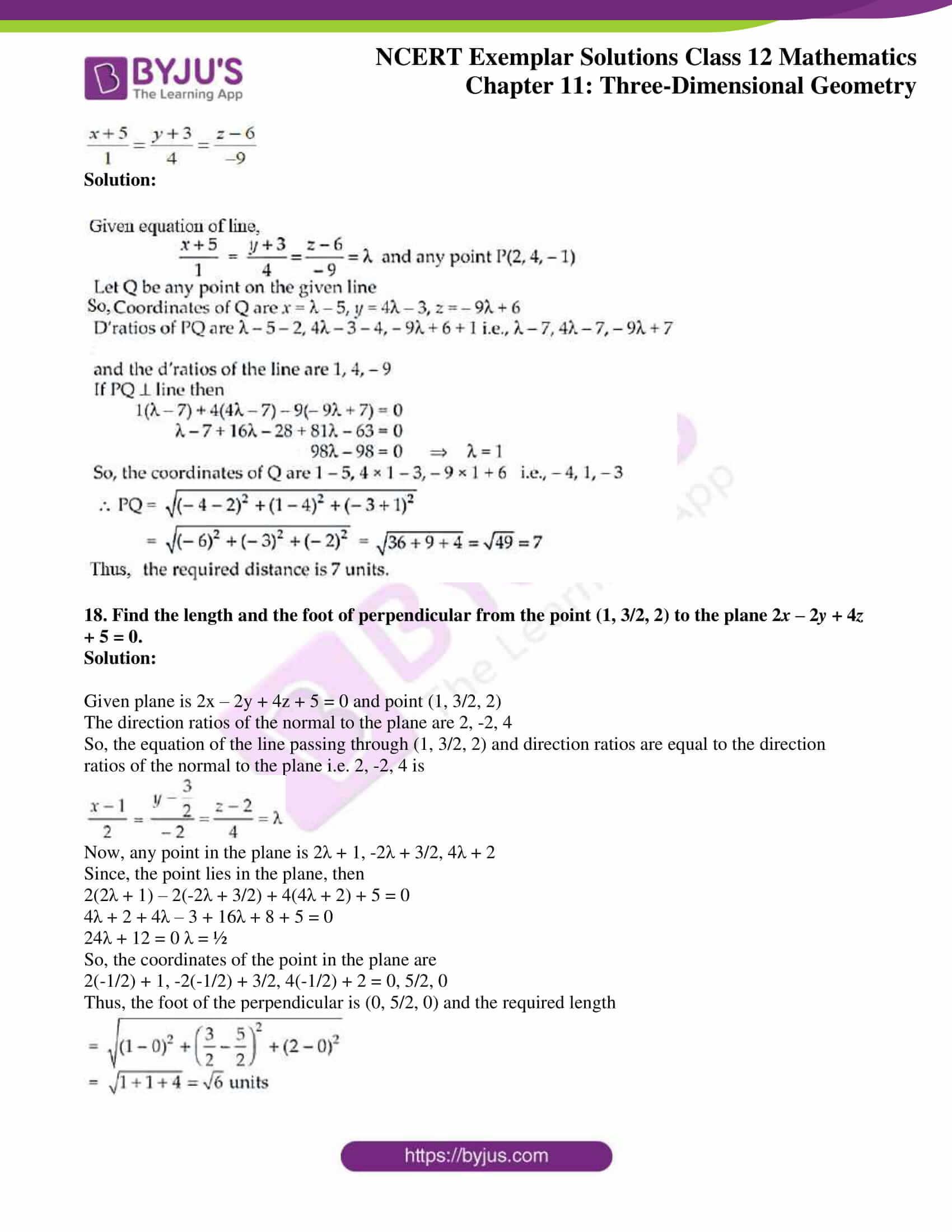 ncert exemplar sol class 12 mathematics ch 11 10