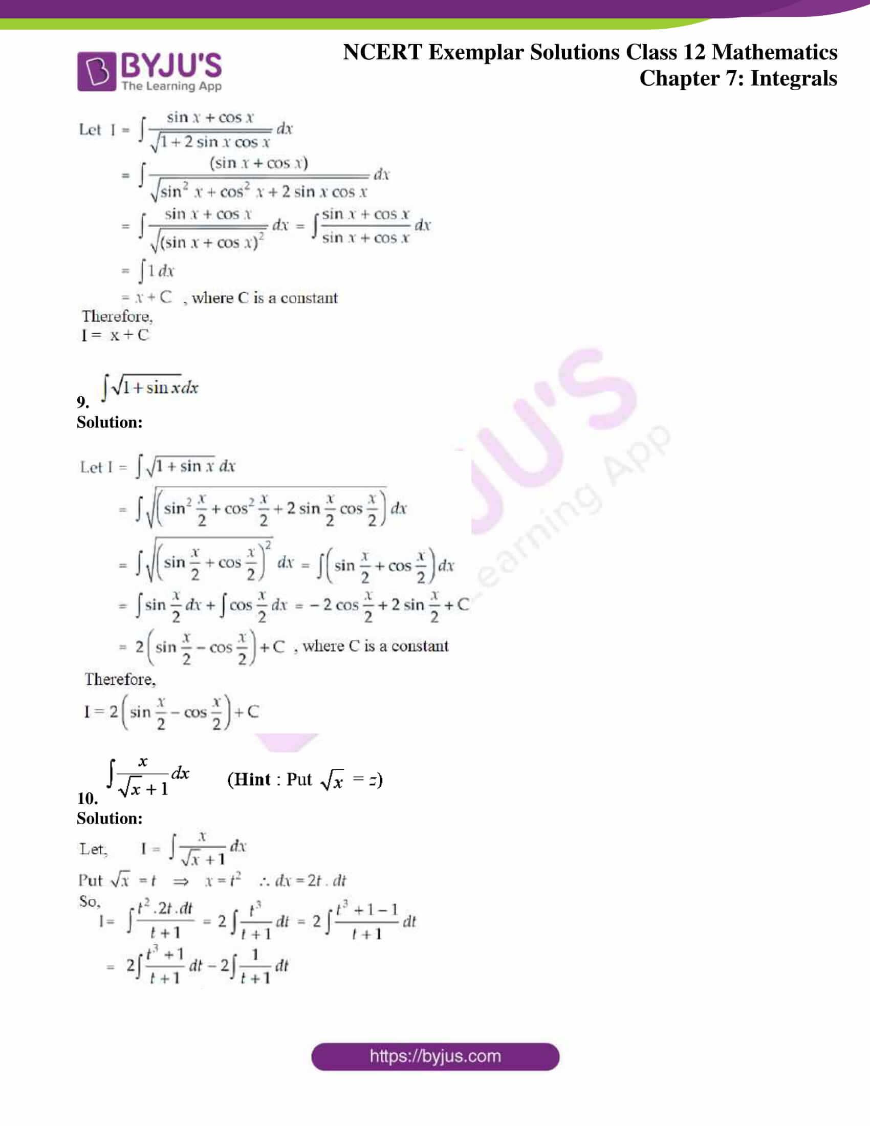 ncert exemplar sol class 12 mathematics ch 7 04