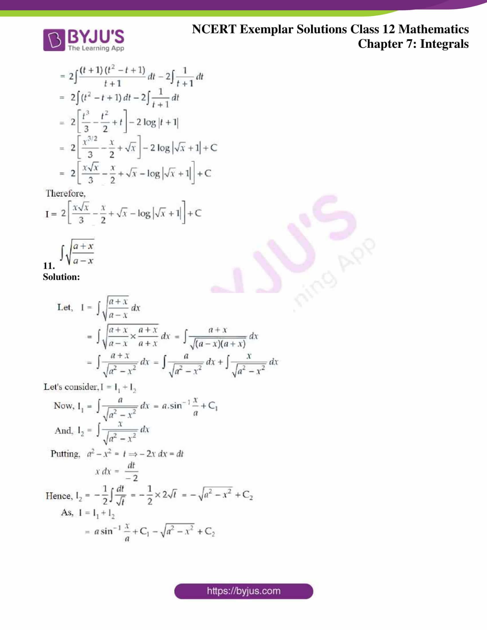 ncert exemplar sol class 12 mathematics ch 7 05