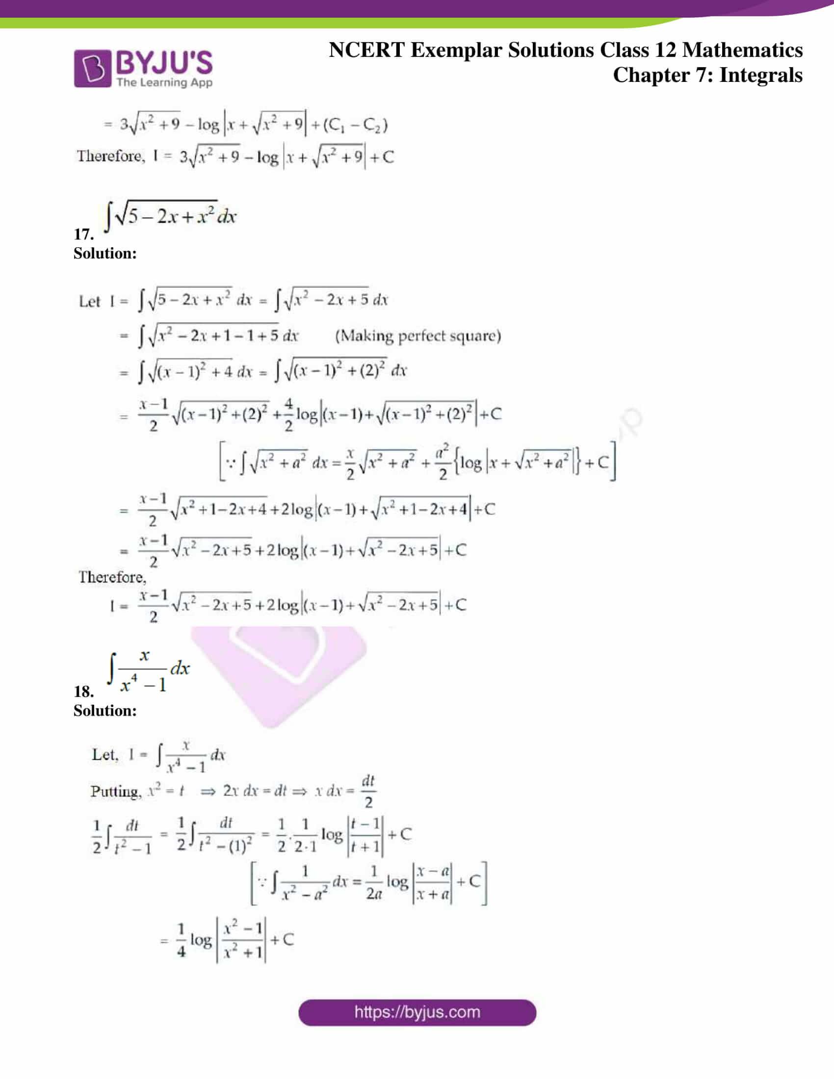ncert exemplar sol class 12 mathematics ch 7 09