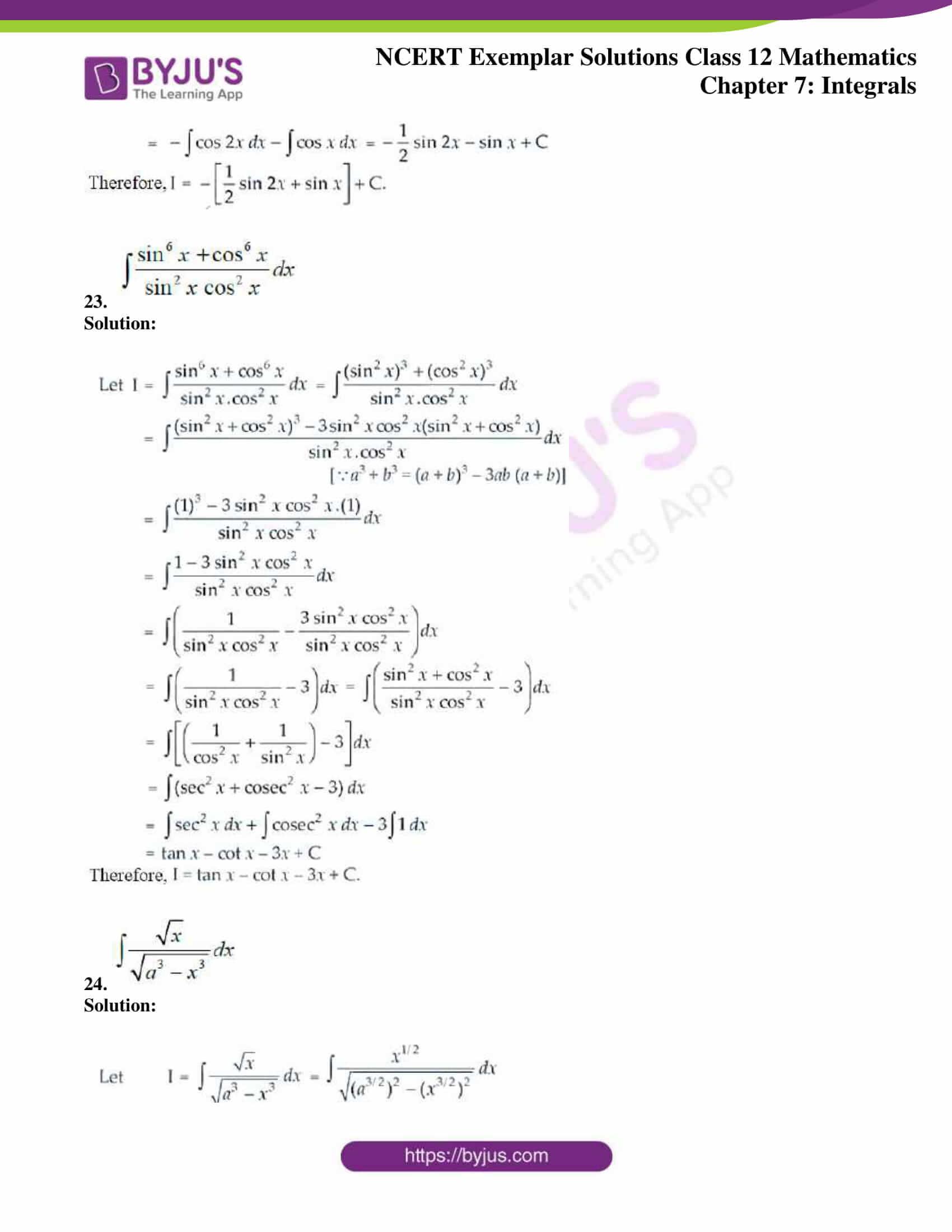 ncert exemplar sol class 12 mathematics ch 7 13