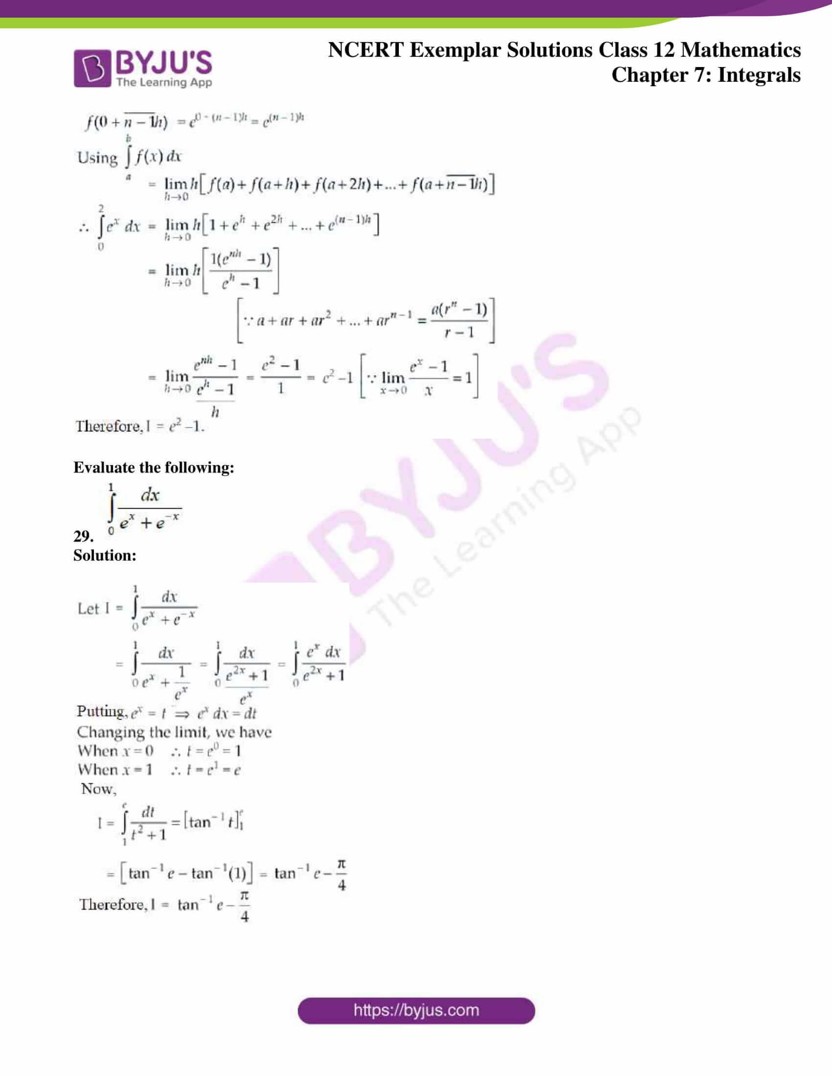 ncert exemplar sol class 12 mathematics ch 7 17