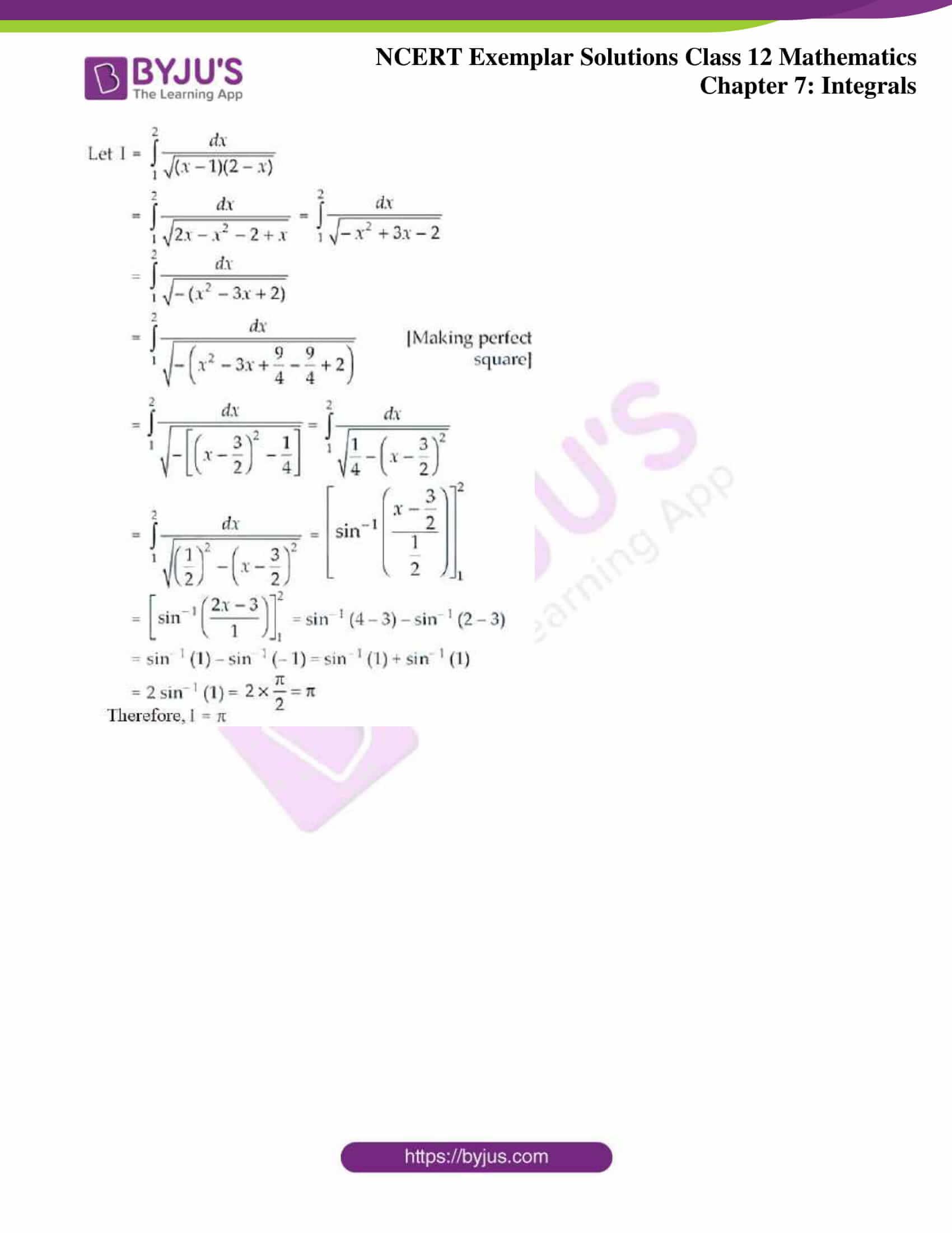 ncert exemplar sol class 12 mathematics ch 7 19
