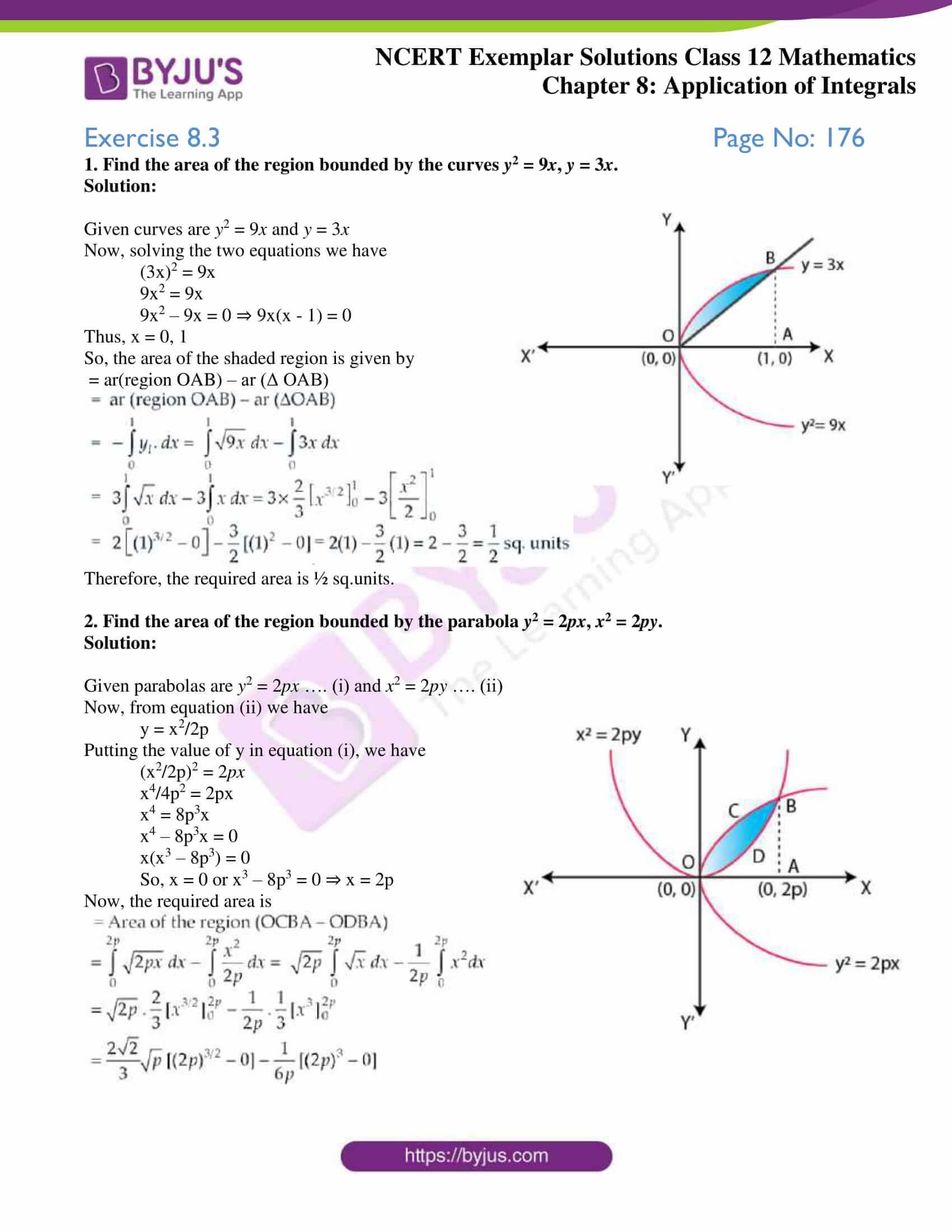 ncert exemplar sol class 12 mathematics ch 8 1