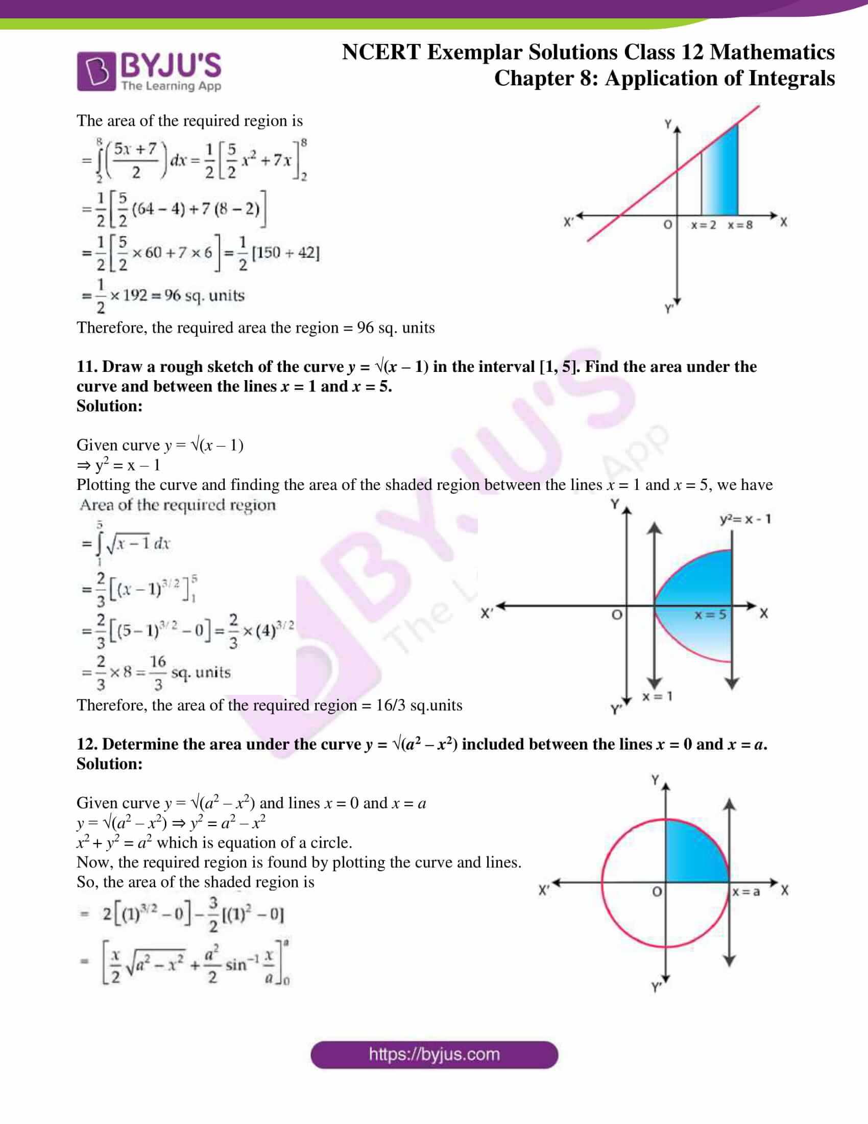 ncert exemplar sol class 12 mathematics ch 8 6