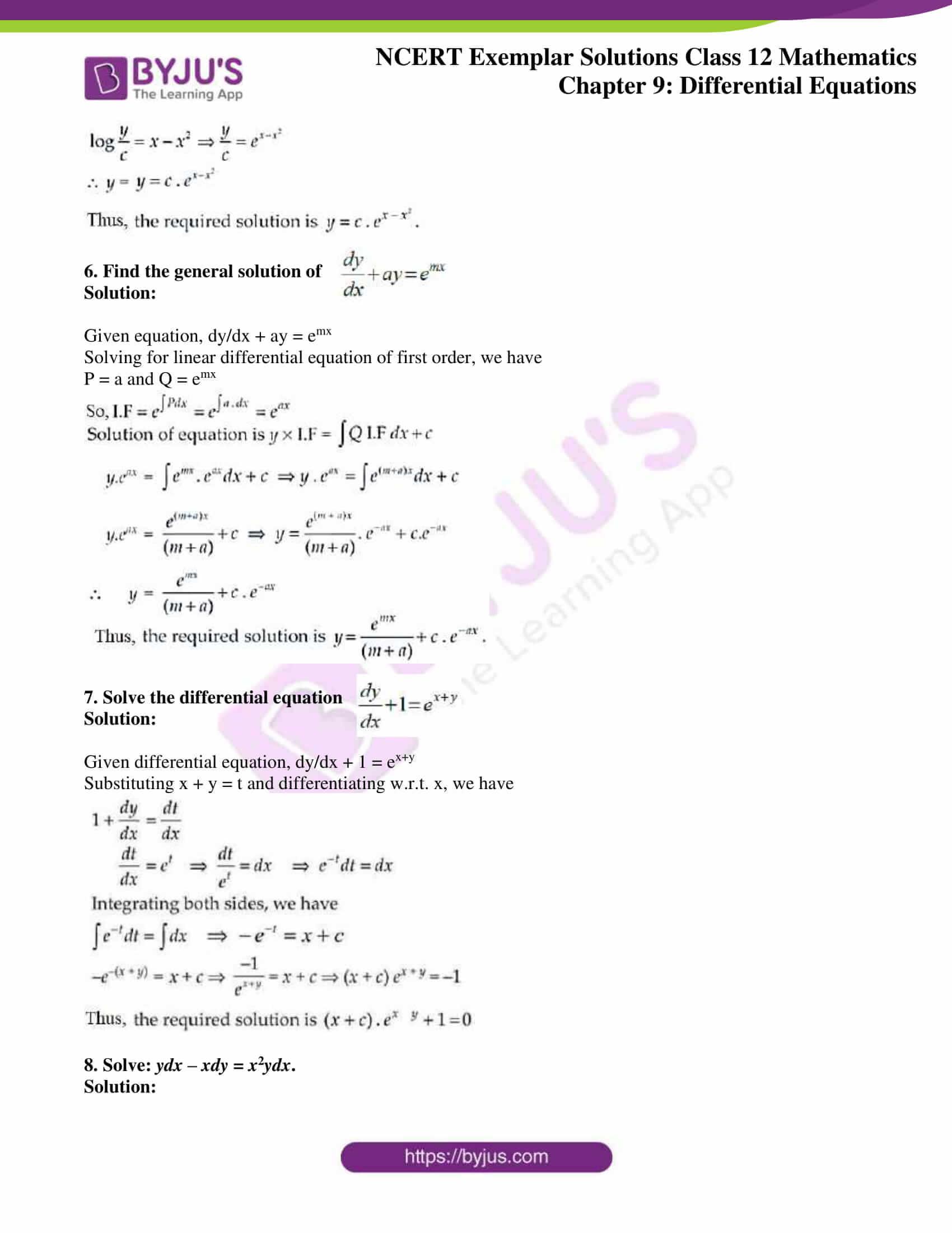 ncert exemplar sol class 12 mathematics ch 9 03