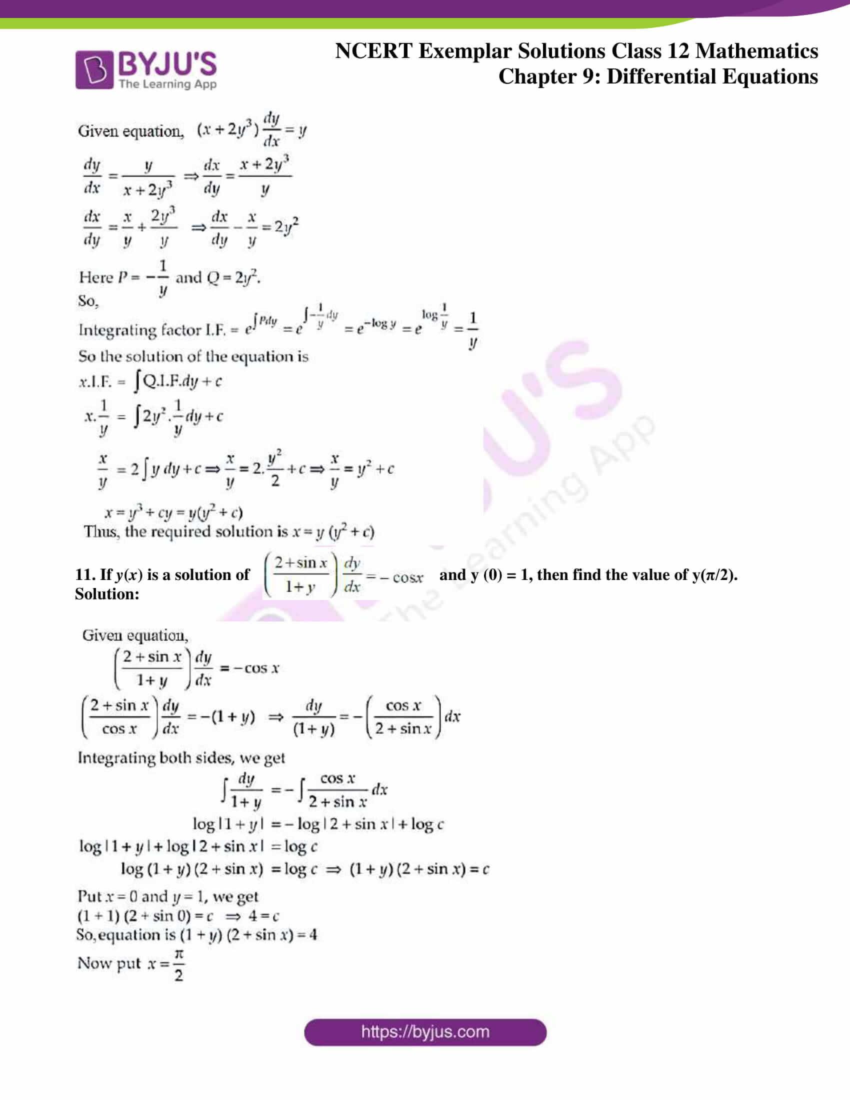 ncert exemplar sol class 12 mathematics ch 9 05
