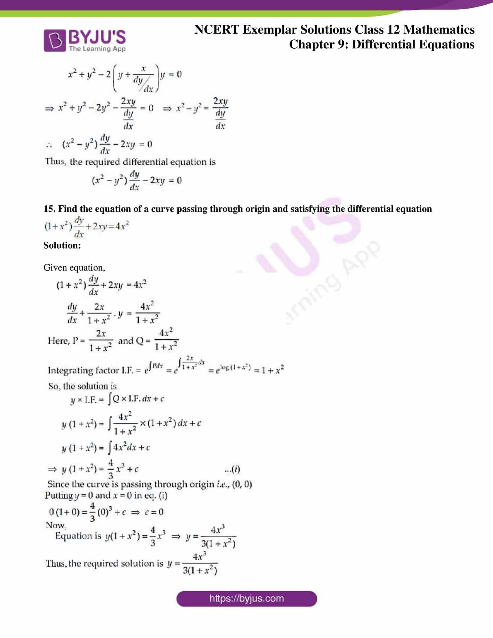 ncert exemplar sol class 12 mathematics ch 9 08