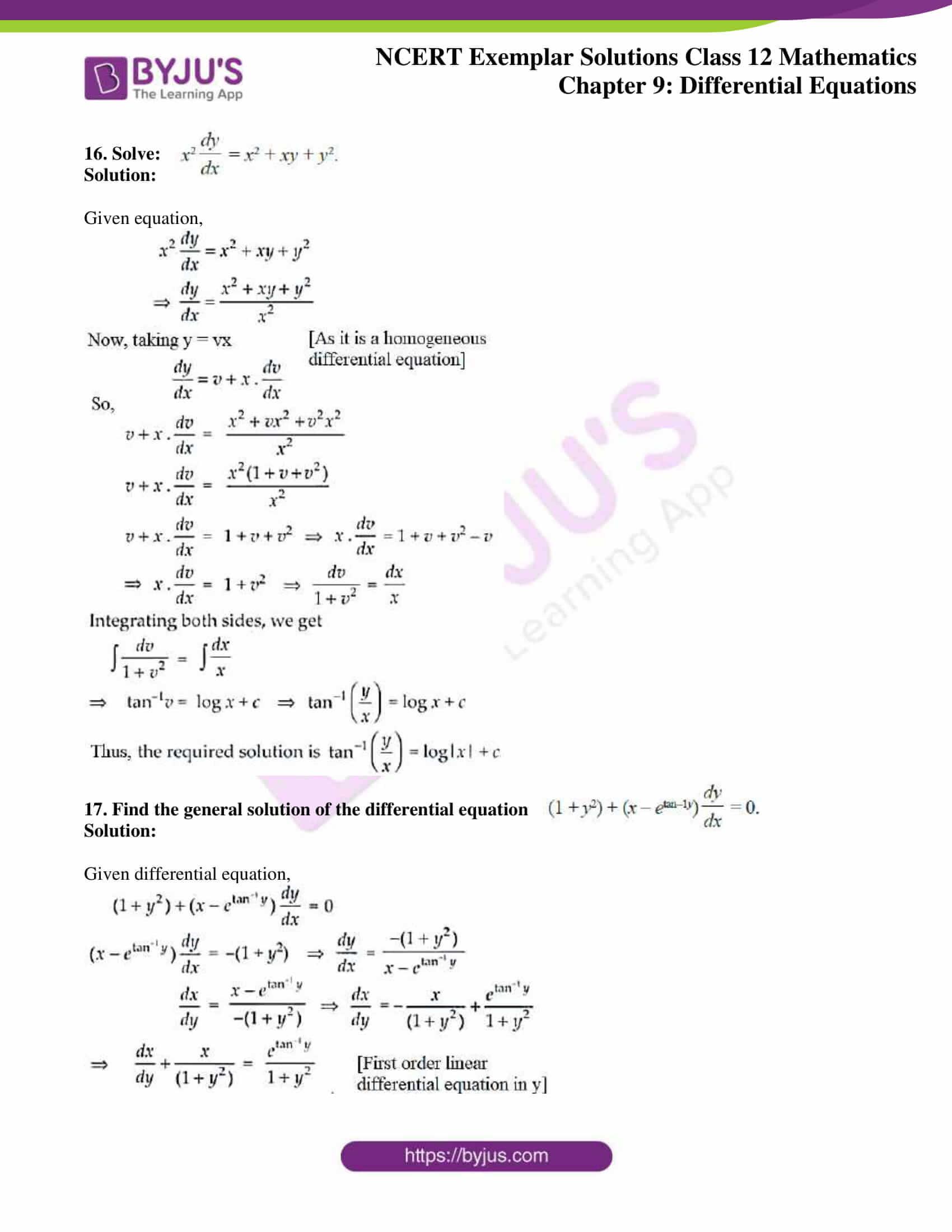 ncert exemplar sol class 12 mathematics ch 9 09